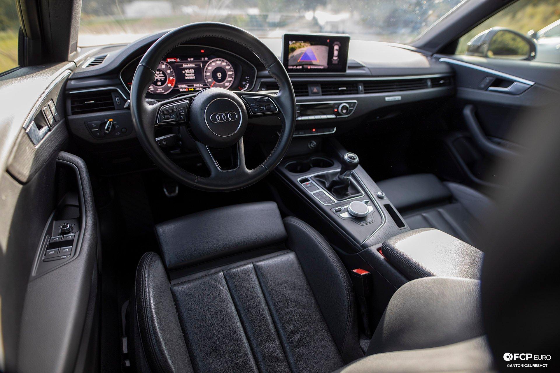 034 Motorsport Moss Motorsport B9 Audi A4 6spd Manual EOSR0849