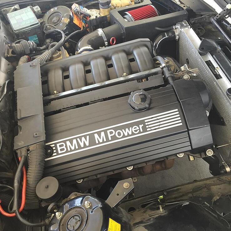 Picking a Donor Engine for the FCP Euro BMW E30 Endurance