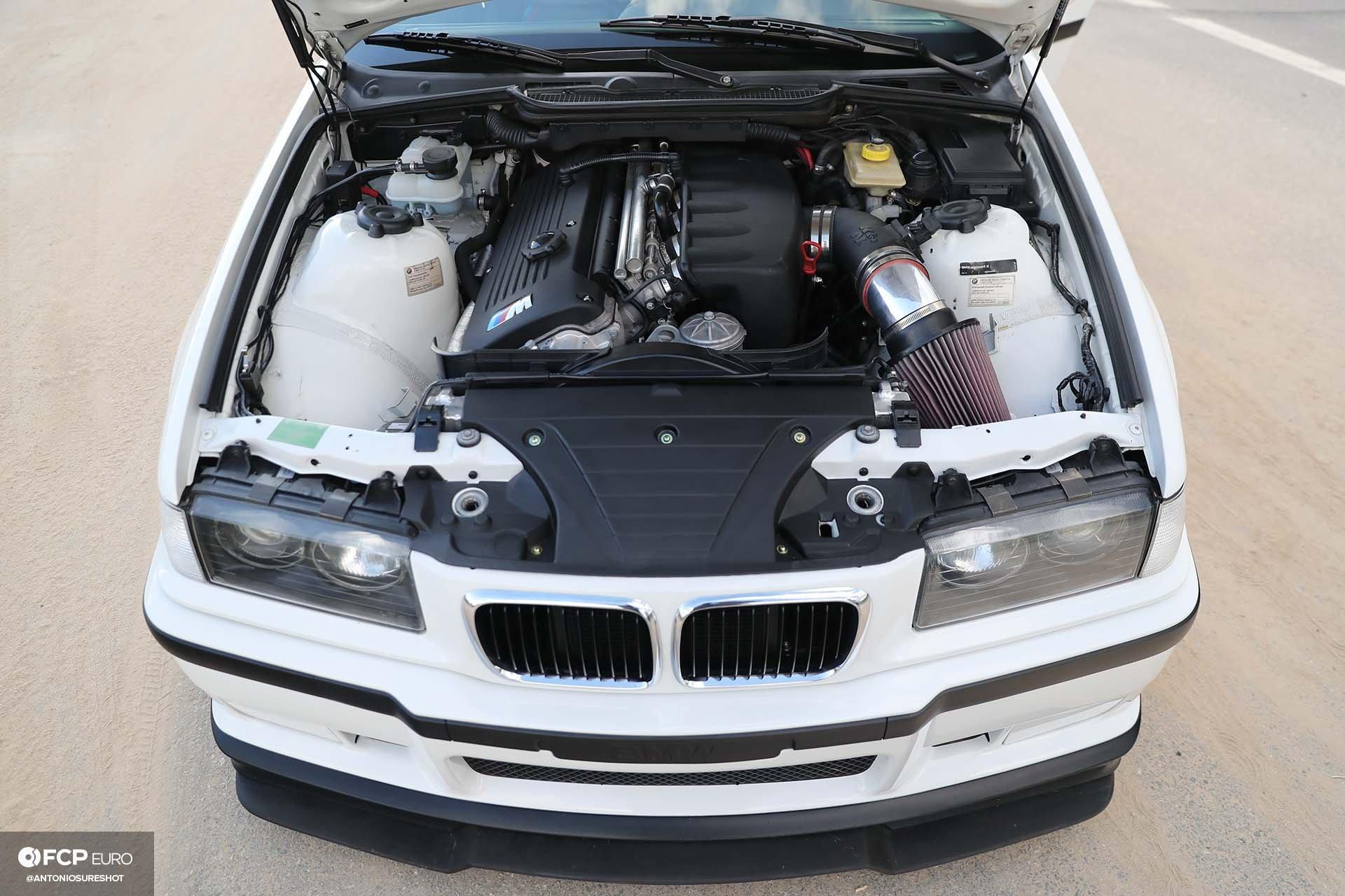 Garage Welt E36 BMW M3 4door sedan S54 swap