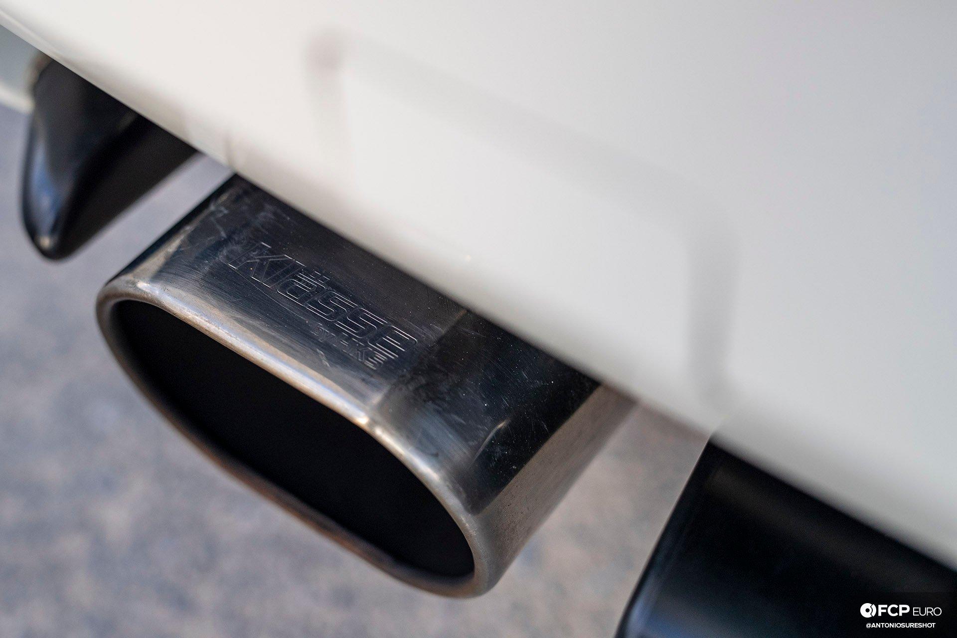 Garage Welt E36 BMW M3 HKS Klasse exhaust