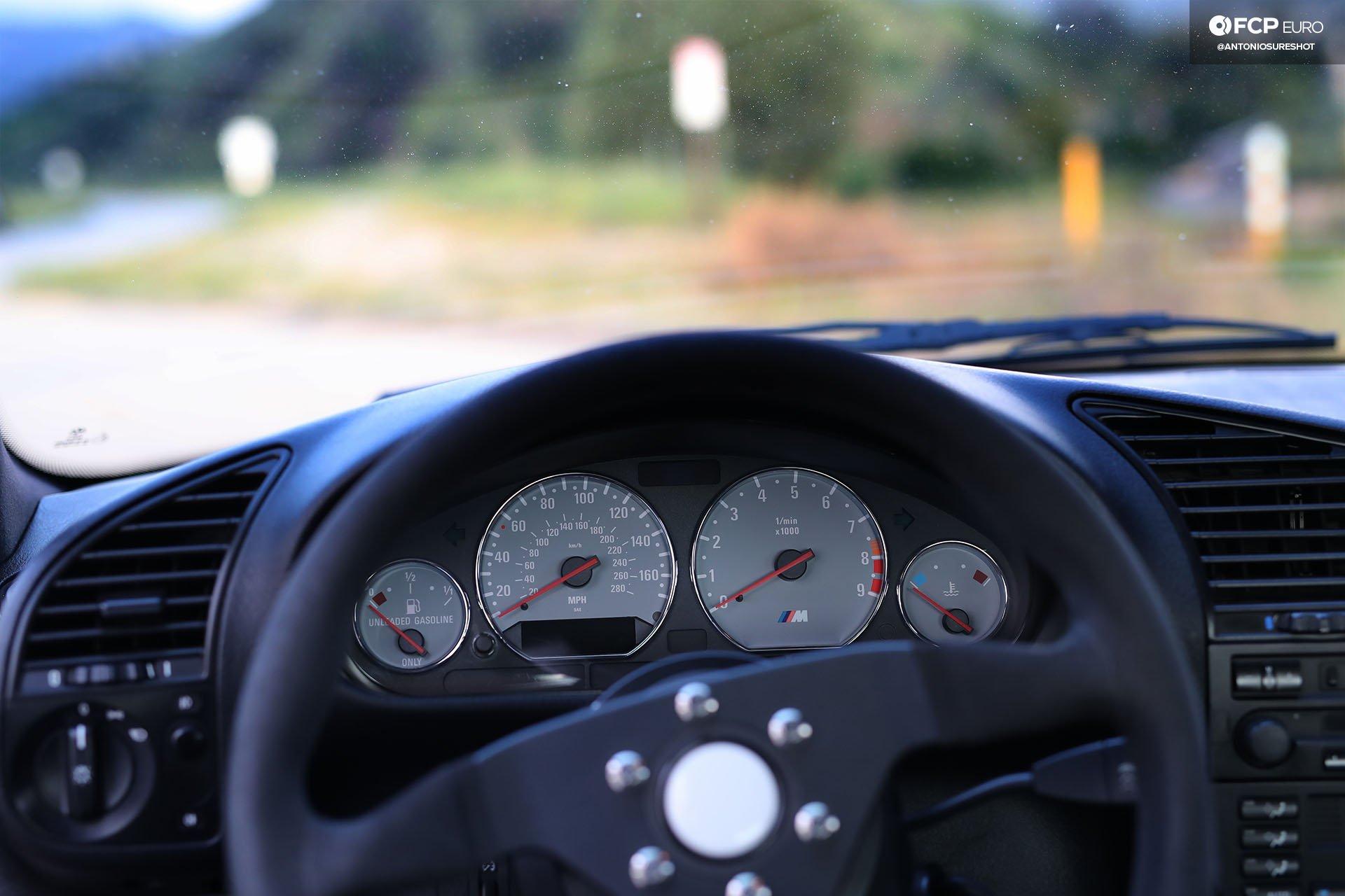 Garage Welt E36 BMW M3 Z3 M Coupe gauge cluster
