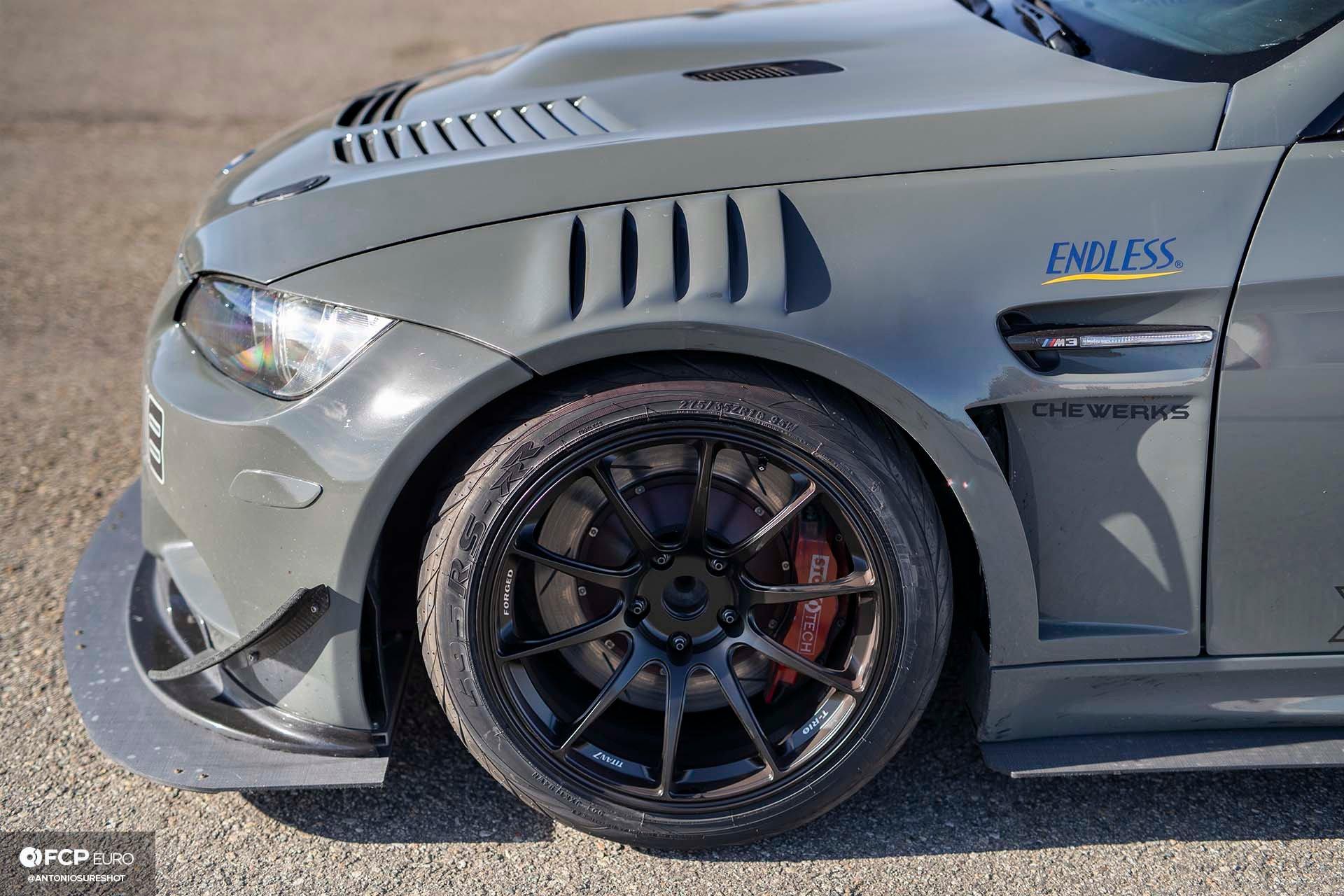 Bimmer Challenge BMW E92 M3 Front Splitter FCP Euro