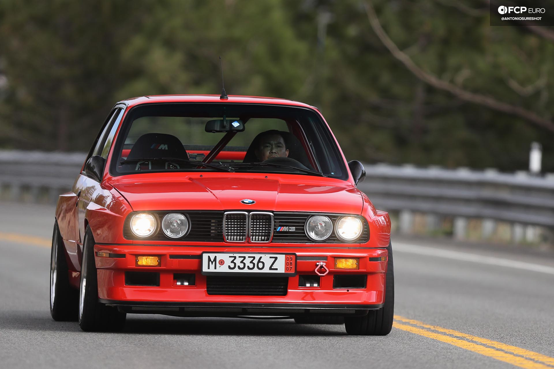 E30 M3 Evo Supercharged metal widebody Sierra Mountains Bilstein Eibach Ground Control AKG Ireland Engineering