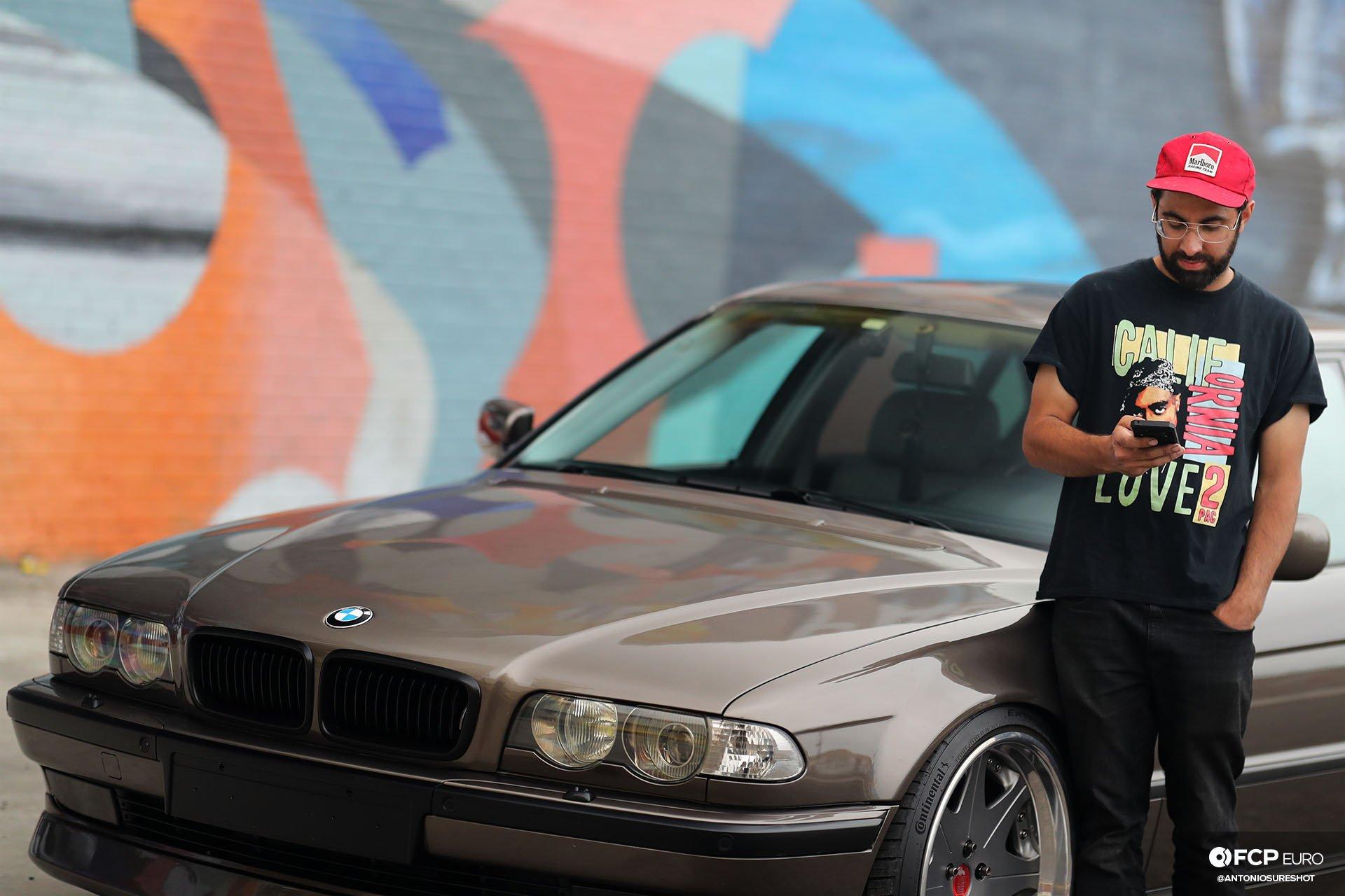 E38 BMW 750iL M73 AC Schnitzer Leon Hardiritt Waffe