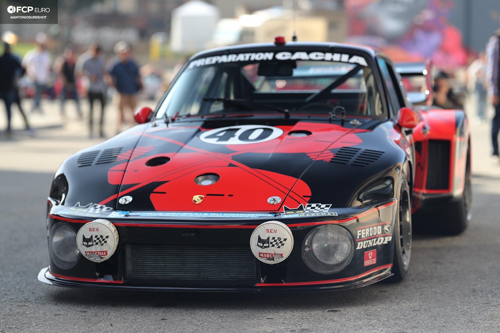 Luftgekühlt Air Cooled Porsche JMS Racing 935 Turbo