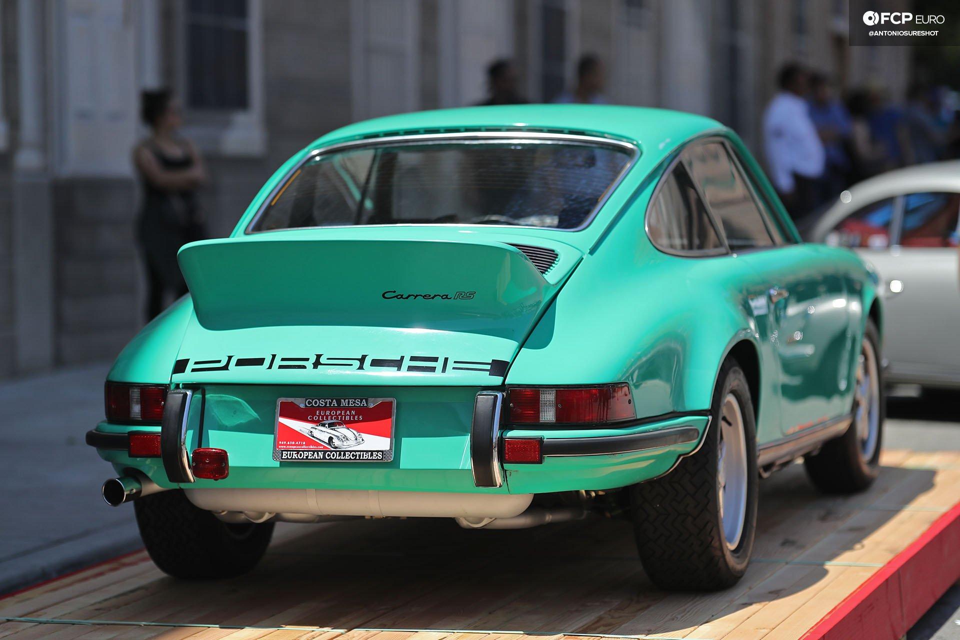 Luftgekühlt Air Cooled Porsche 1973 911 Carrera RS
