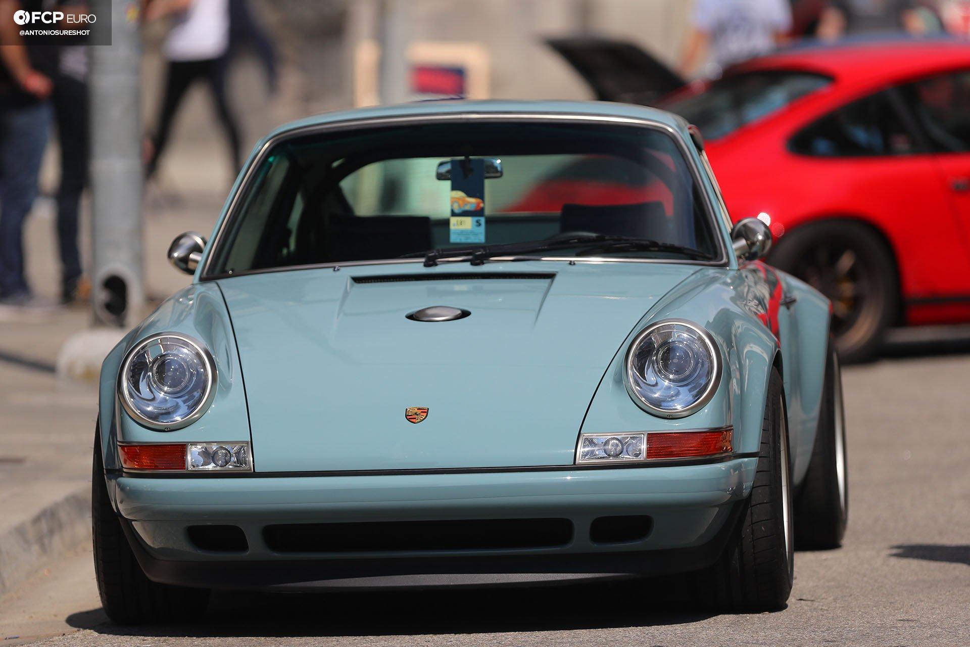 Luftgekühlt Air Cooled Porsche 964 Singer Vehicle Design