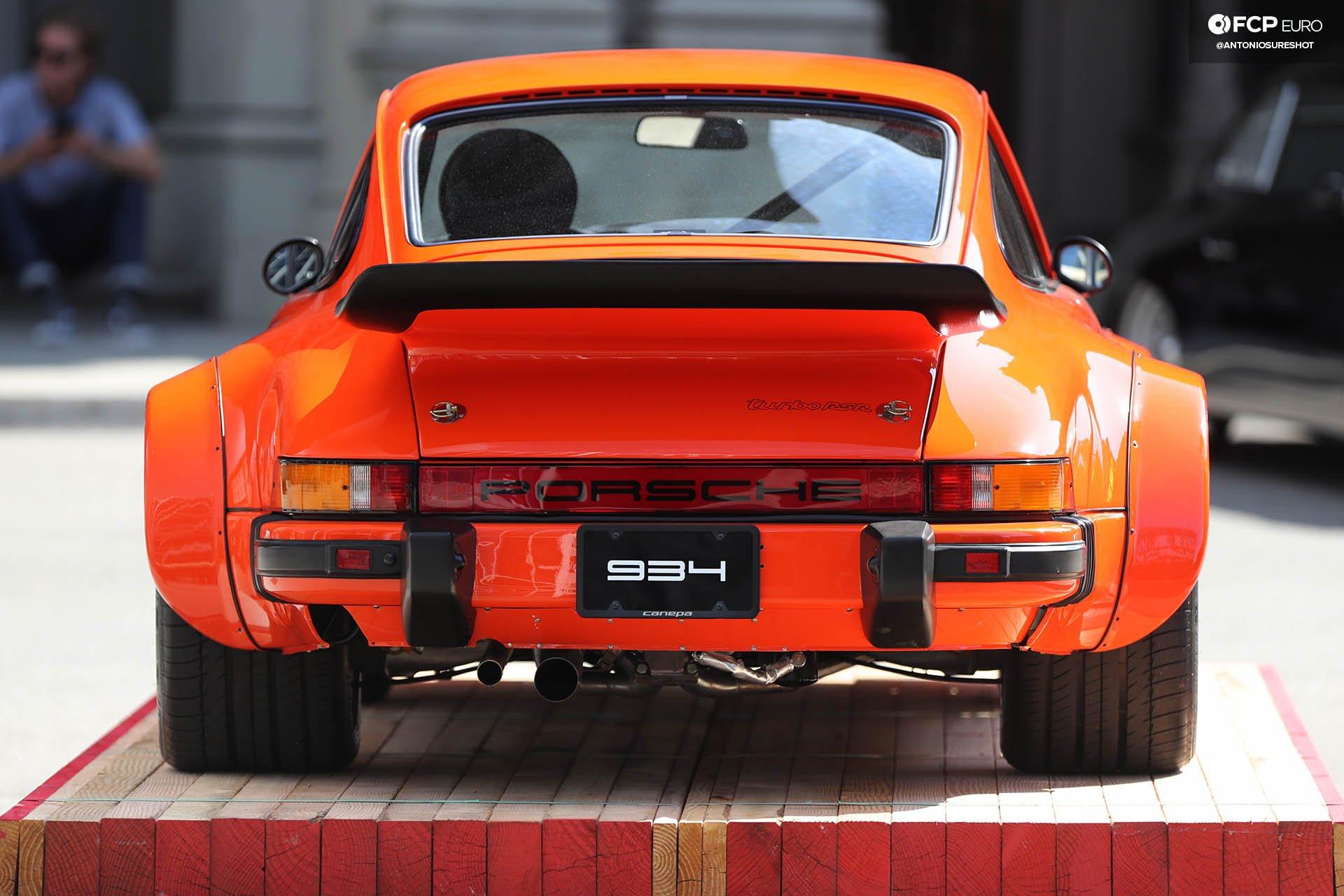 Luftgekühlt Porsche 934 Jerry Seinfeld Luft 6
