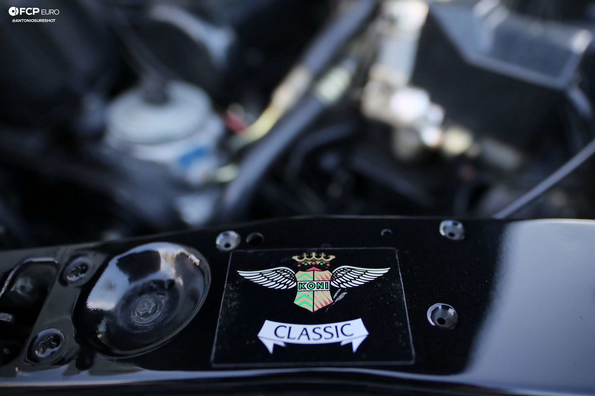 Koni Classic Liberty VIP Mercedes-Benz 420SEL LWB