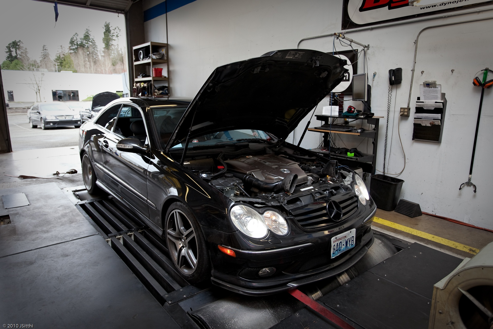 Mercedes-Benz-Clk55-amg