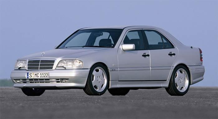 Mercedes-Benz-C36-AMG