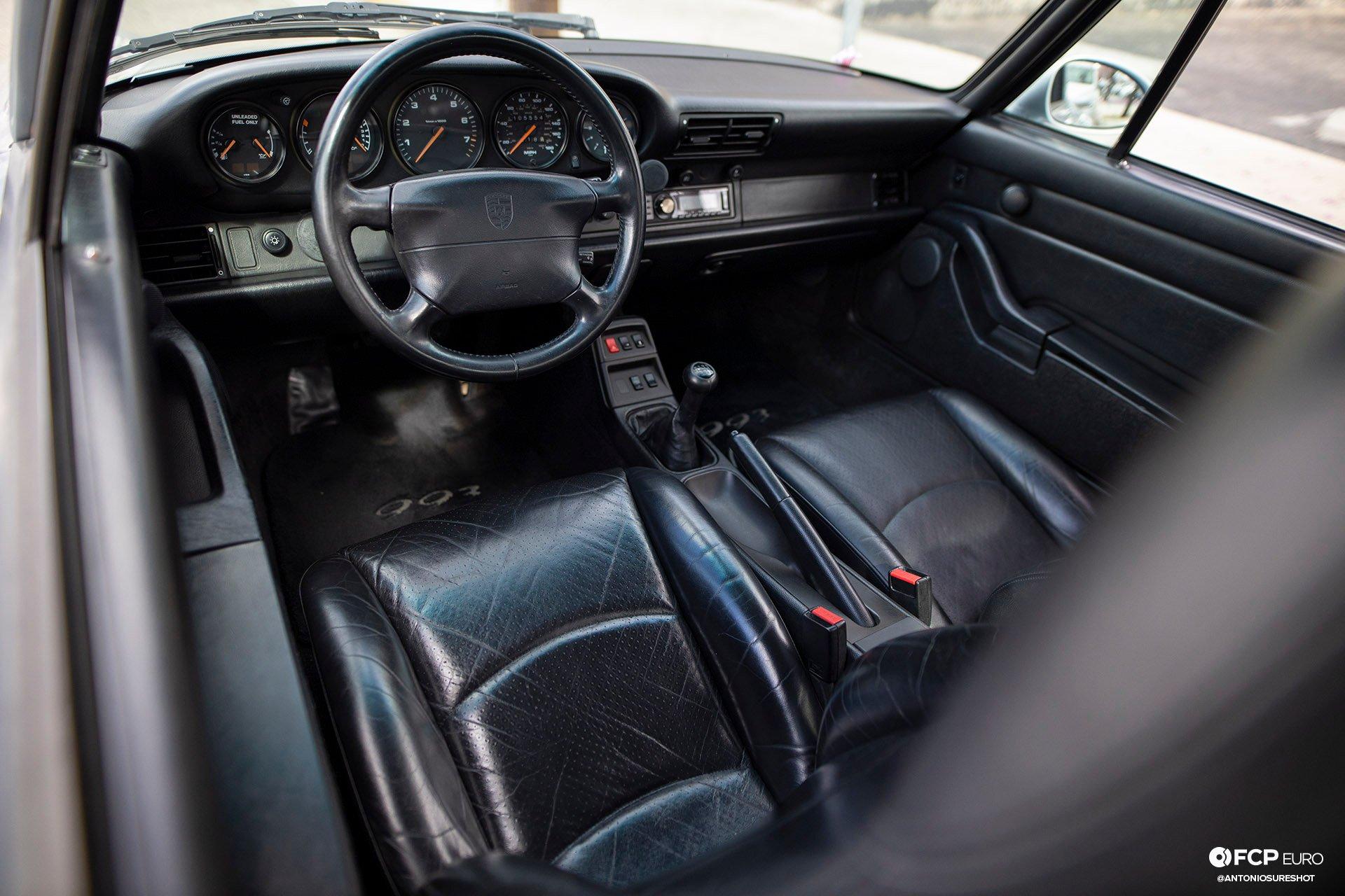 993 Porsche 911 Carrera Motegi Racing EOSR1278