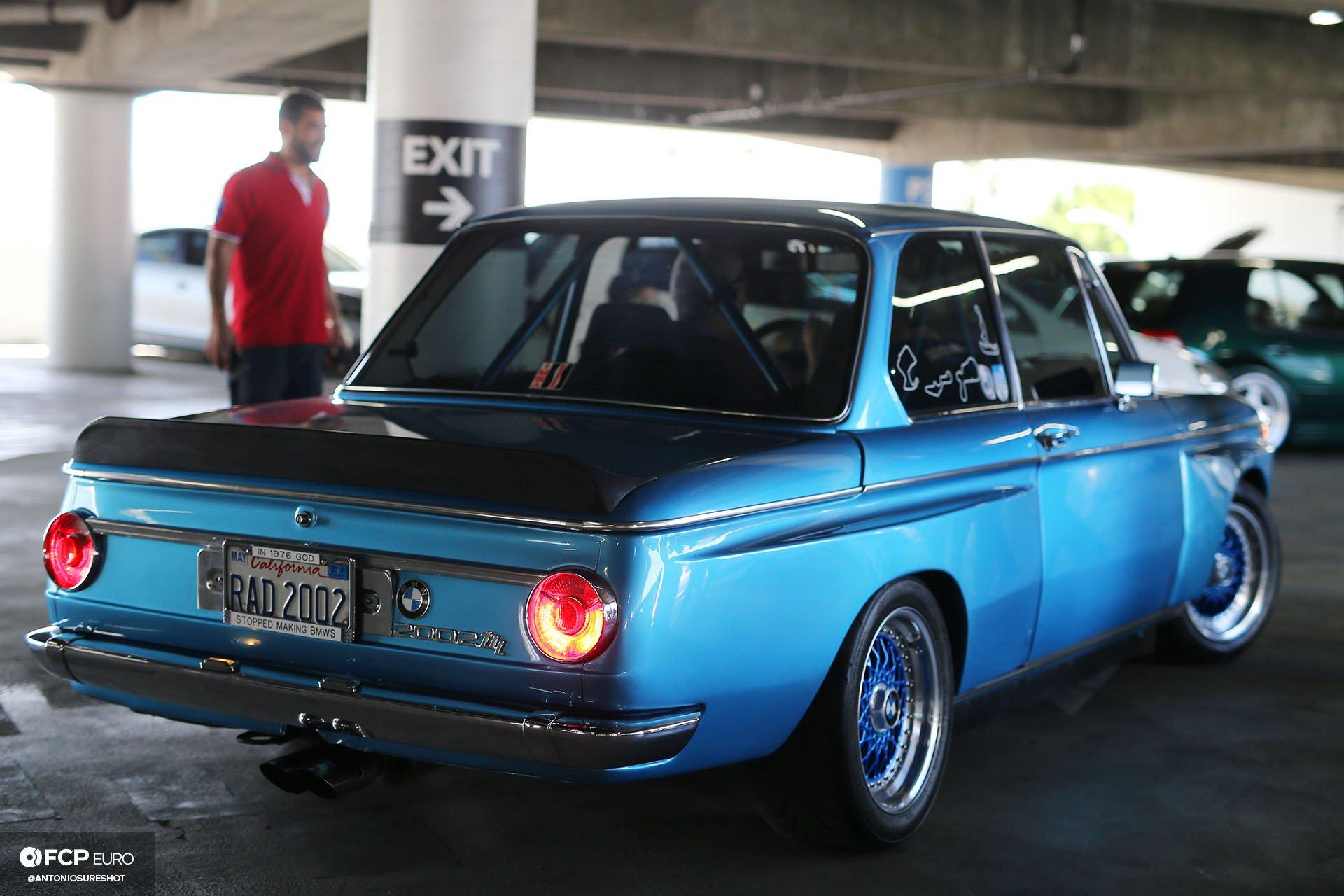 1973 BMW 2002 Tii