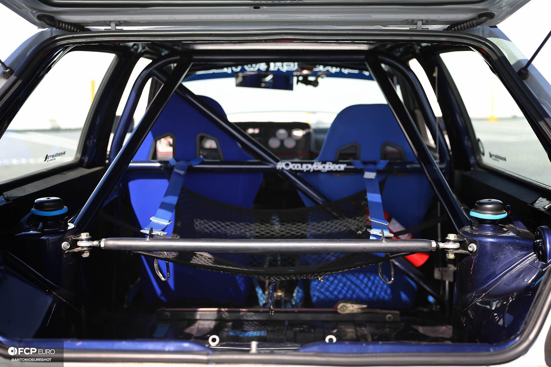 1990 Volkswagen Golf GTI VR6 swap