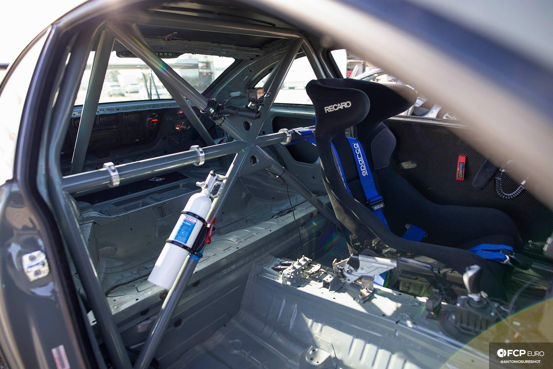 Bimmer Challenge BMW E92 M3 Custom Roll Cage FCP Euro