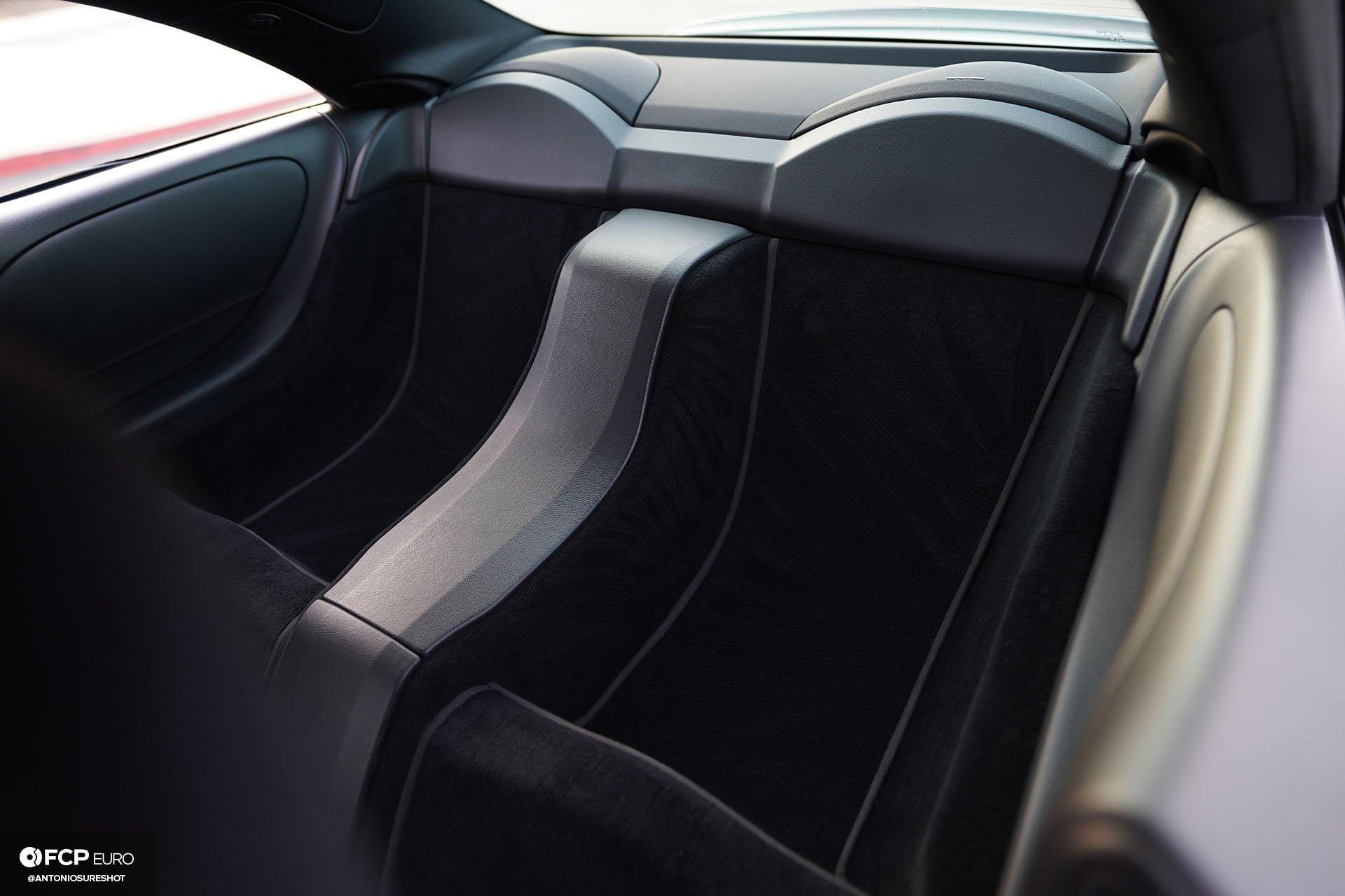 Mercedes Benz AMG CLK63 Black Series