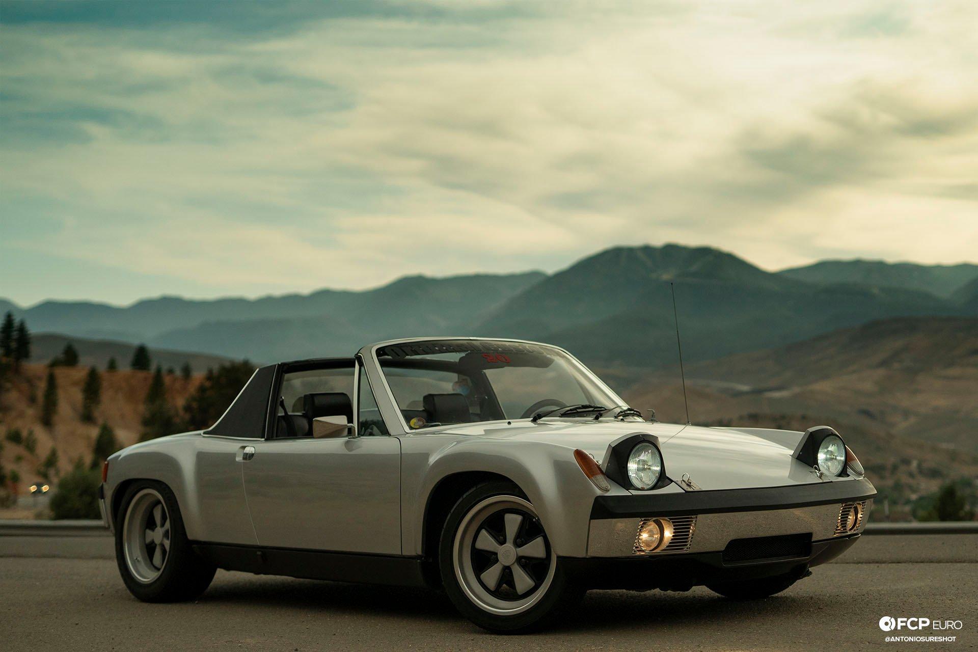 1975 Porsche 914-6 Fuchs