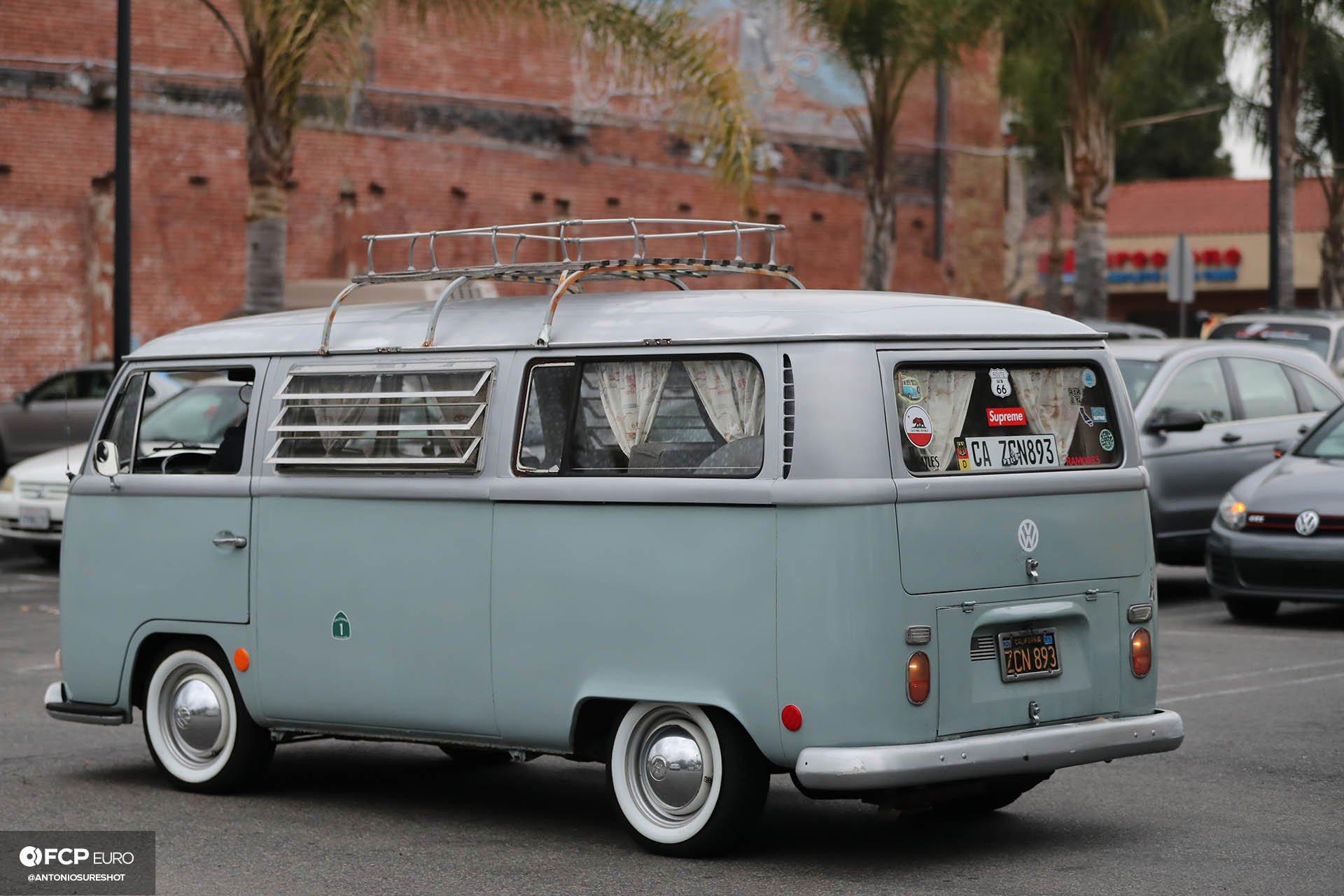 Volkswagen Bay Window Bus