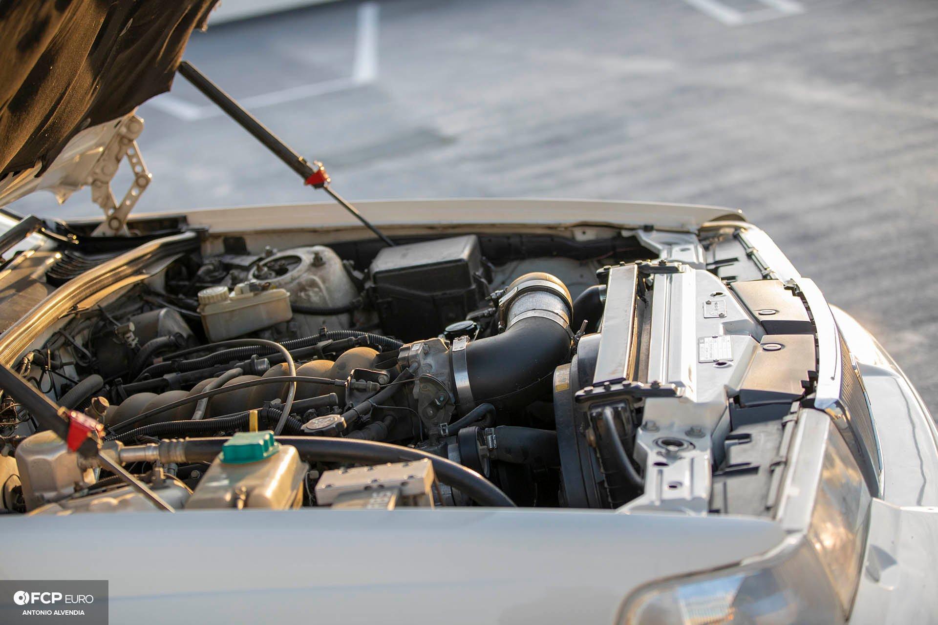 Nordica Volvo V90 Mk II Wagon Engine Bay