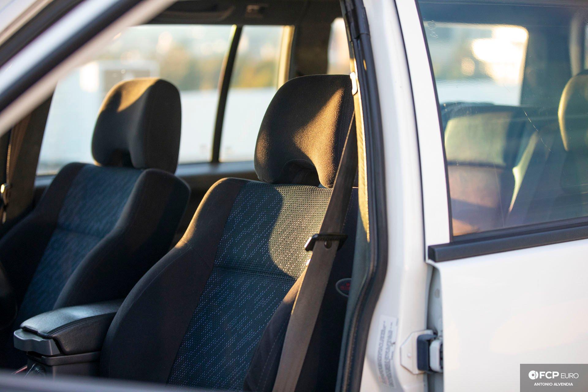 Nordica Volvo V90 Mk II Wagon Subaru WRX Seats