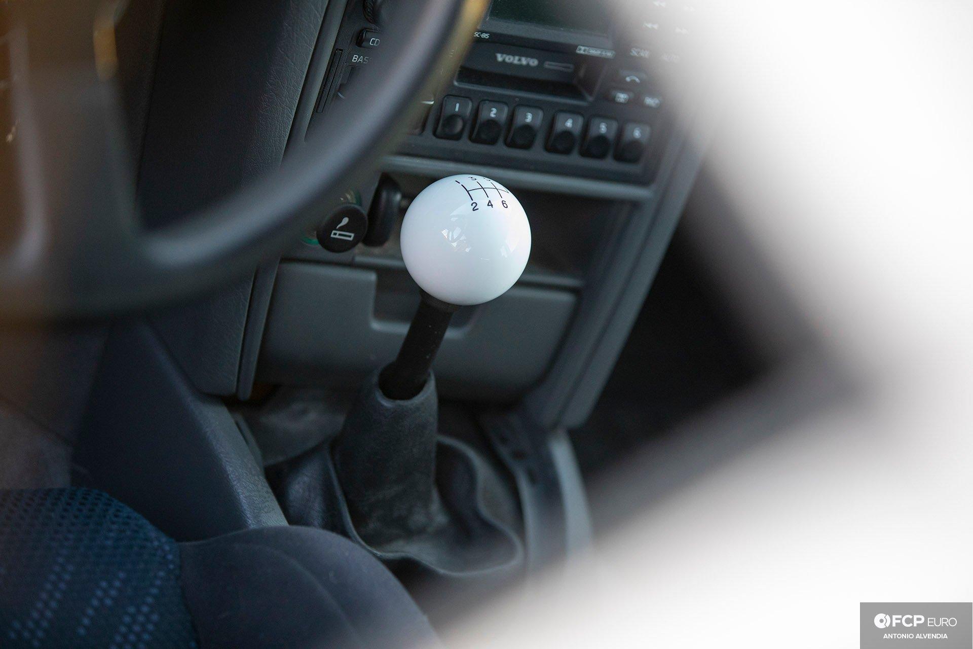 Nordica Volvo V90 Mk II Wagon Interior