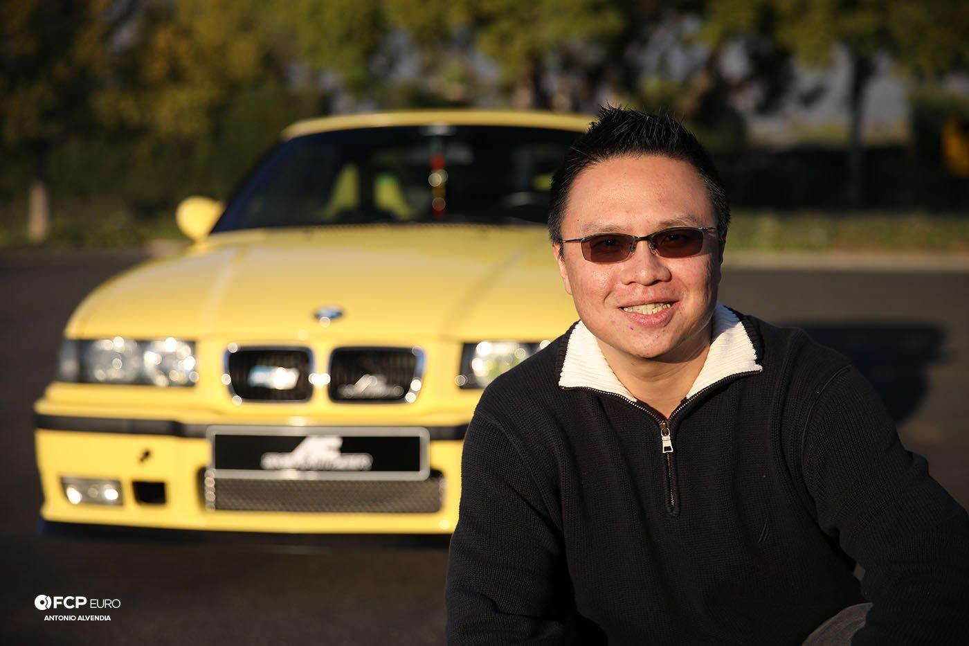AC Schnitzer E36 S3 Sport M3 Convertible Jonathan Huang