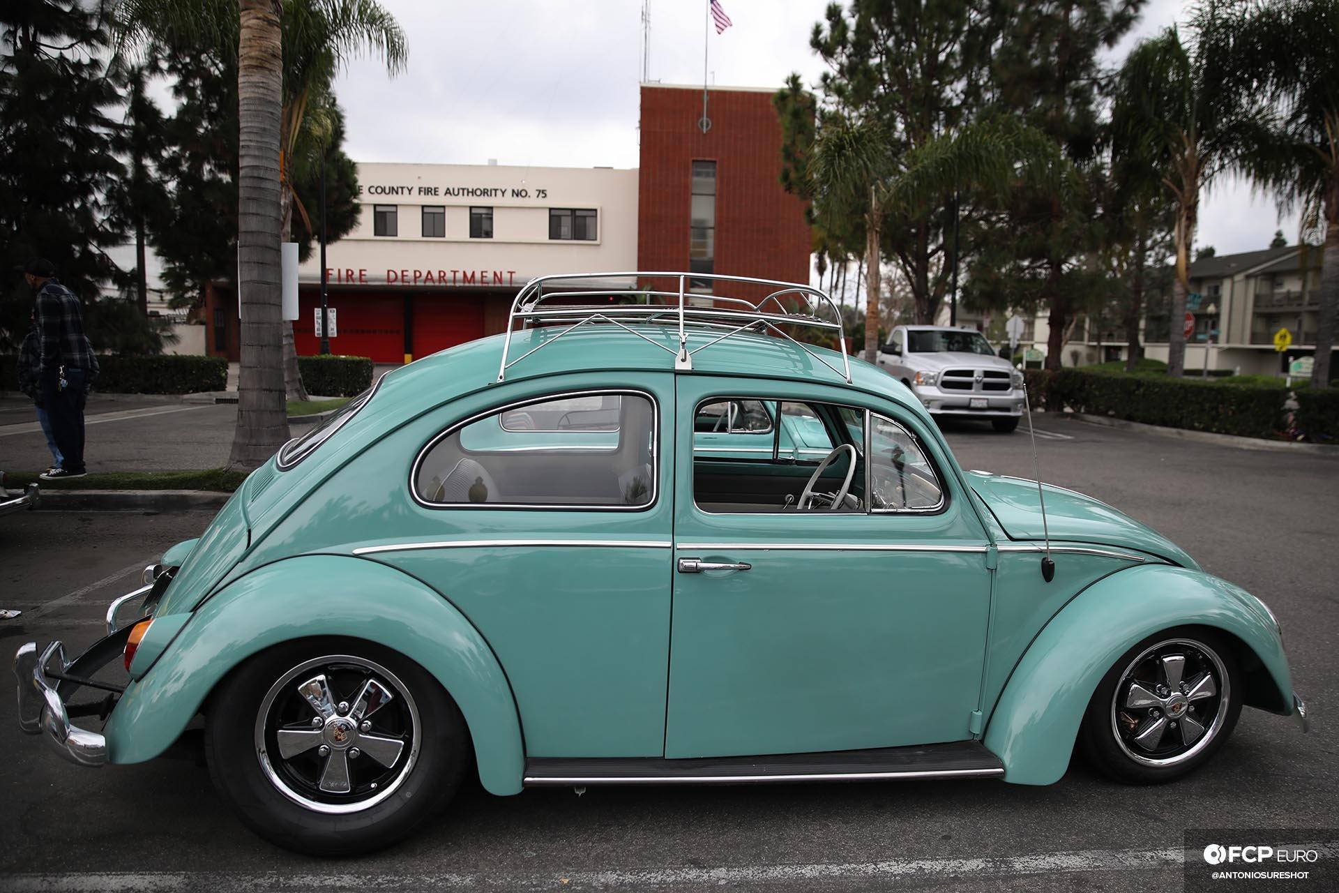 Volkswagen Beetle VW Meet