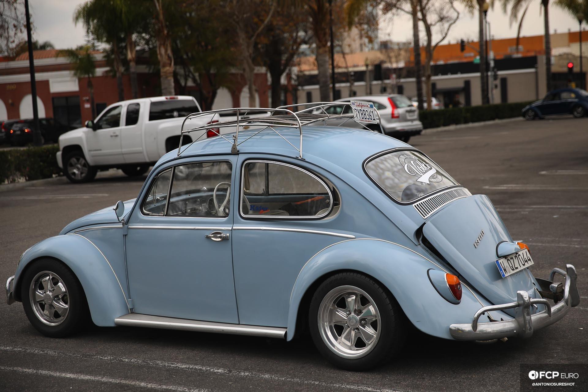 Volkswagen Beetle Fuchs Wheels