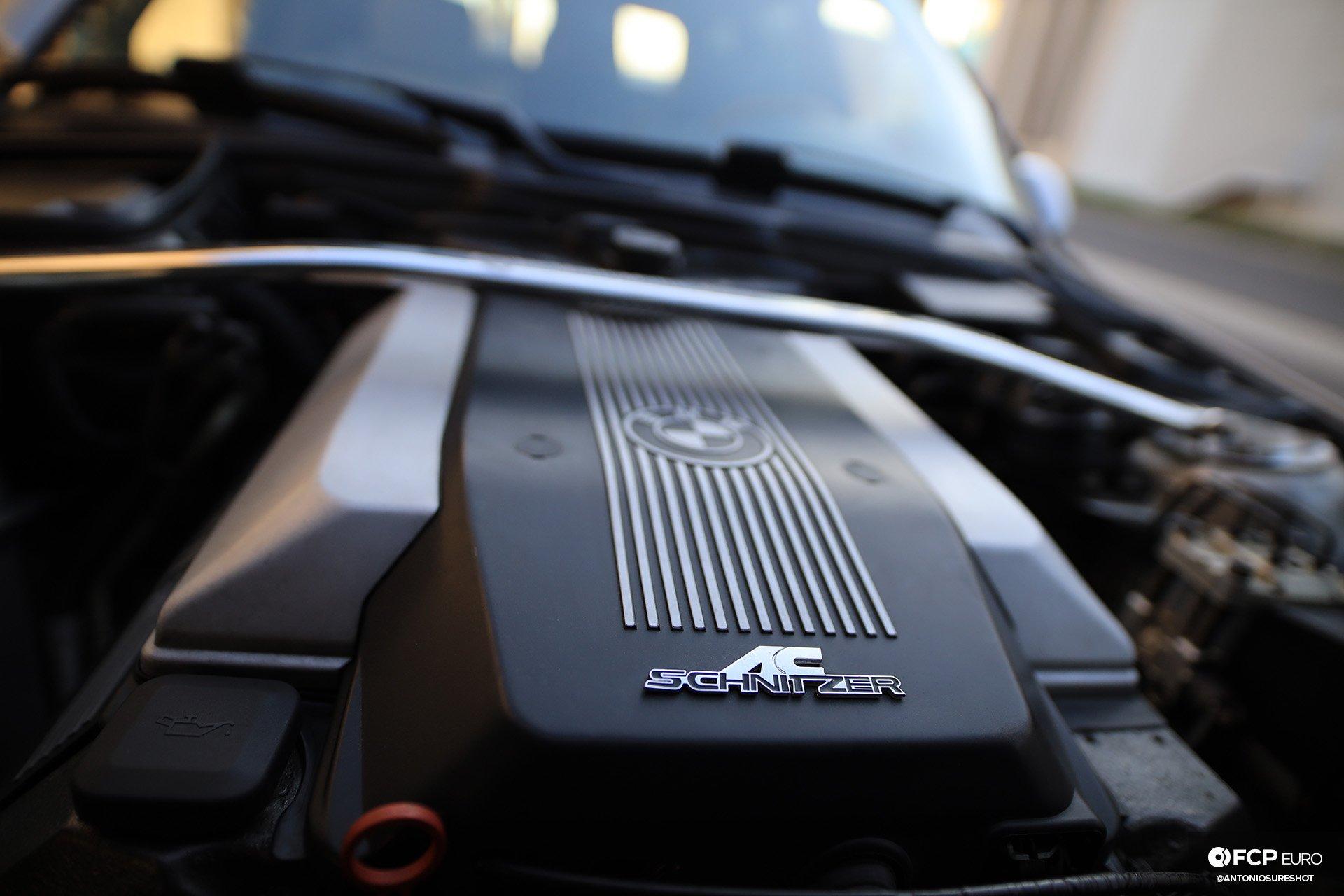 AC Schnitzer E34 Touring BMW Wagon EOSR3940