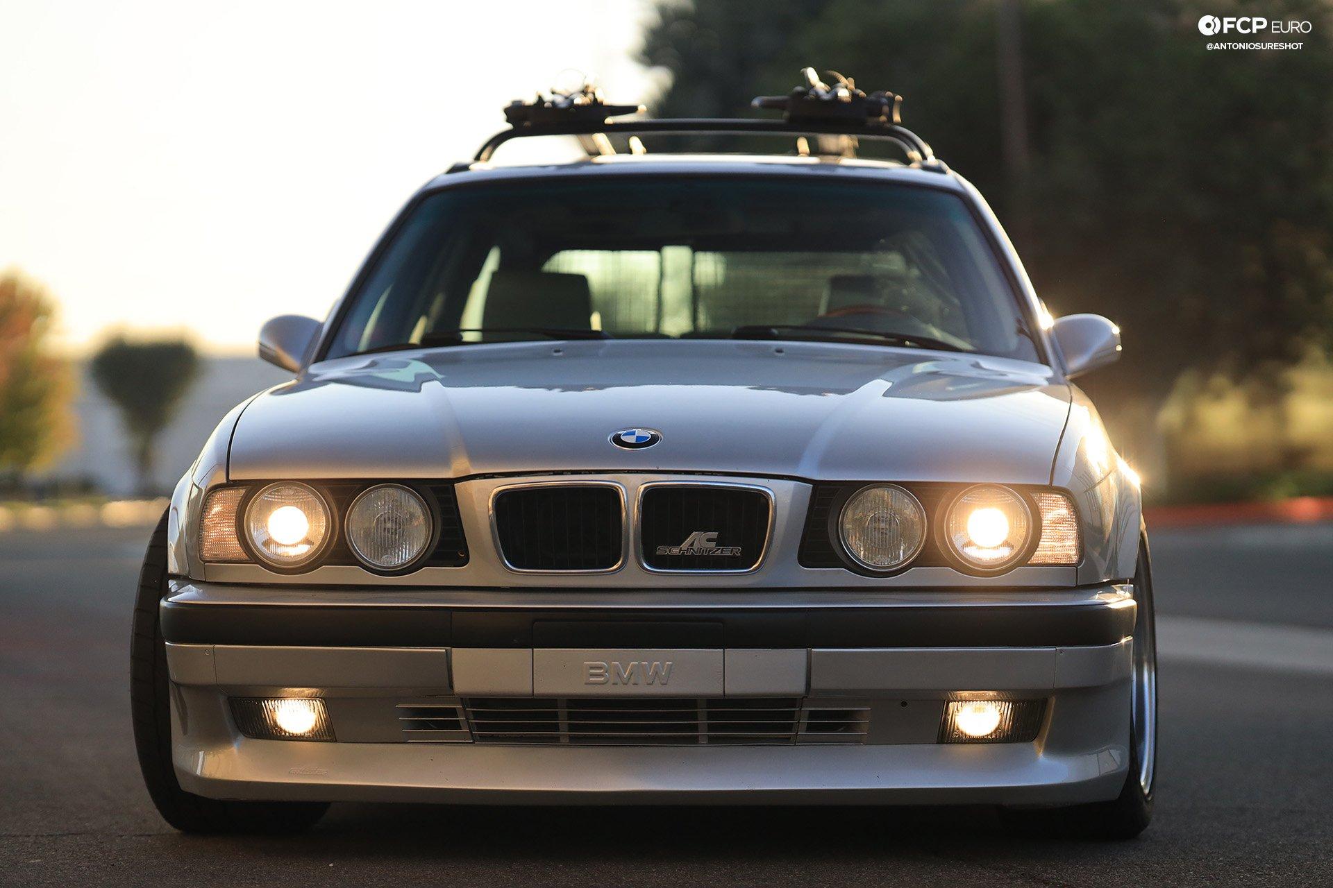 AC Schnitzer E34 Touring BMW Wagon EOSR3974