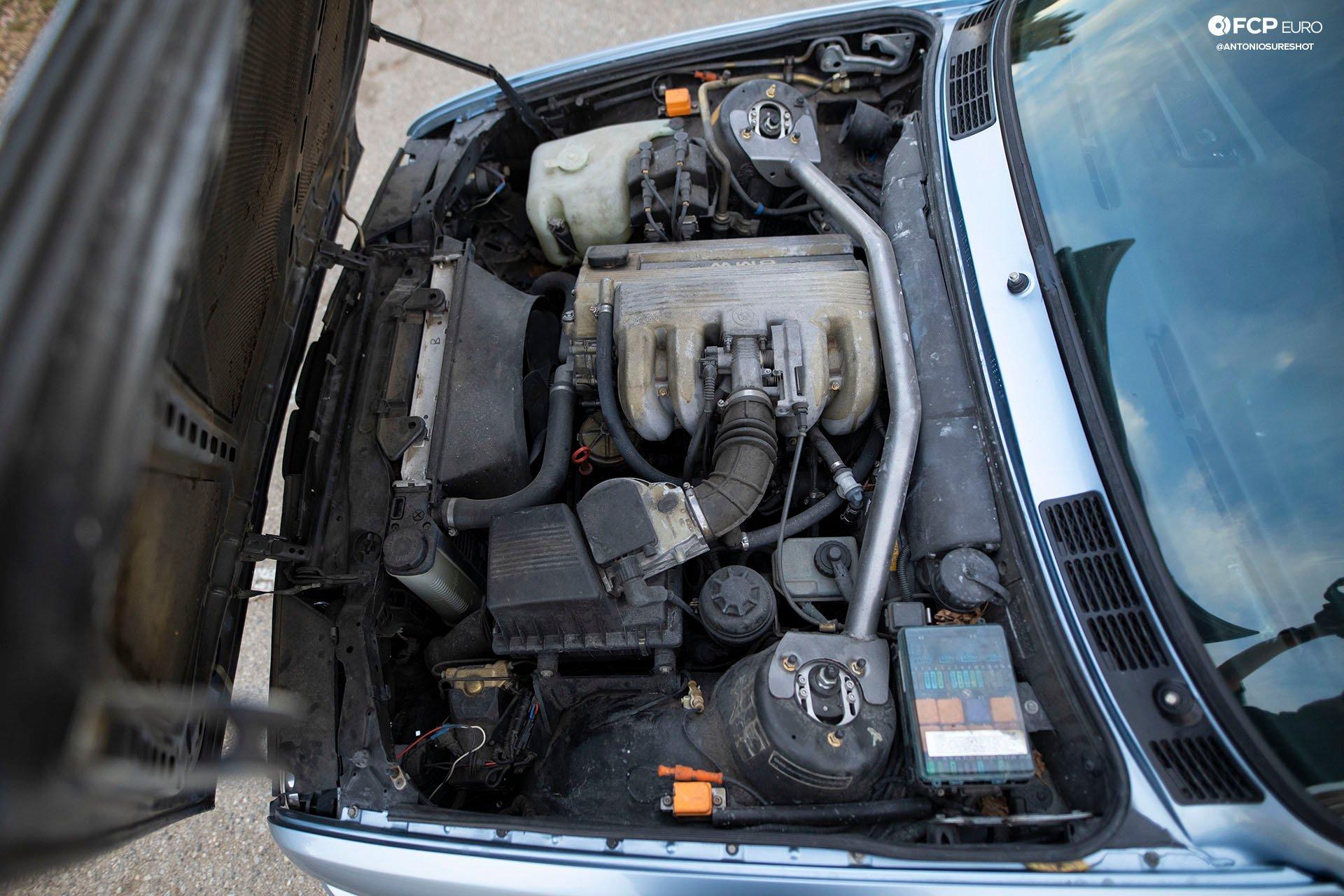 BMW E30 318i M42 EOSR2789
