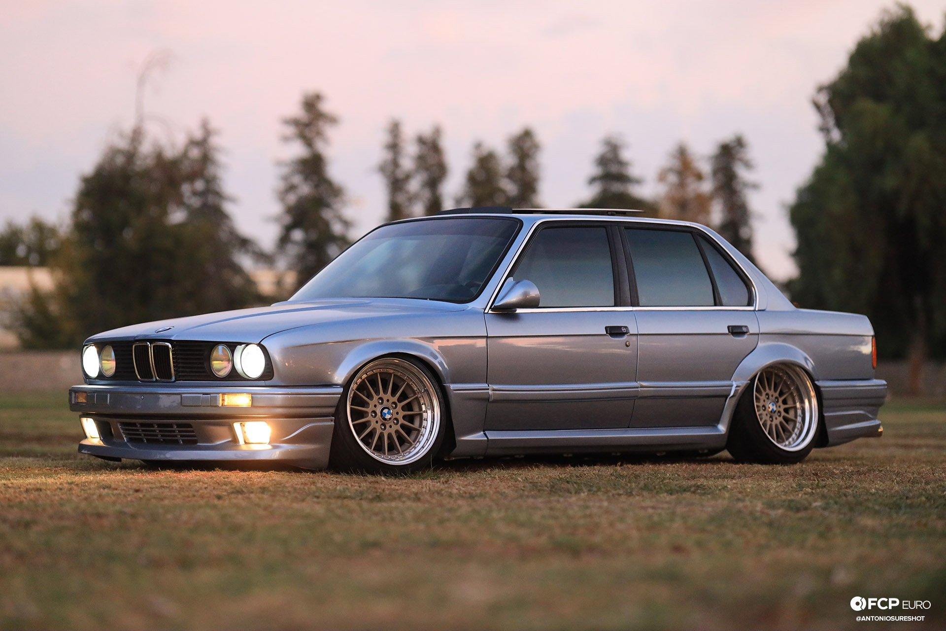 BMW E30 318i M42 EOSR2858