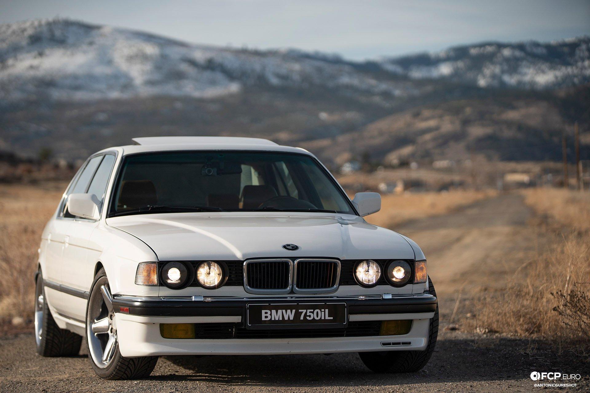 BMW E32 750iL 6 speed A9A02510