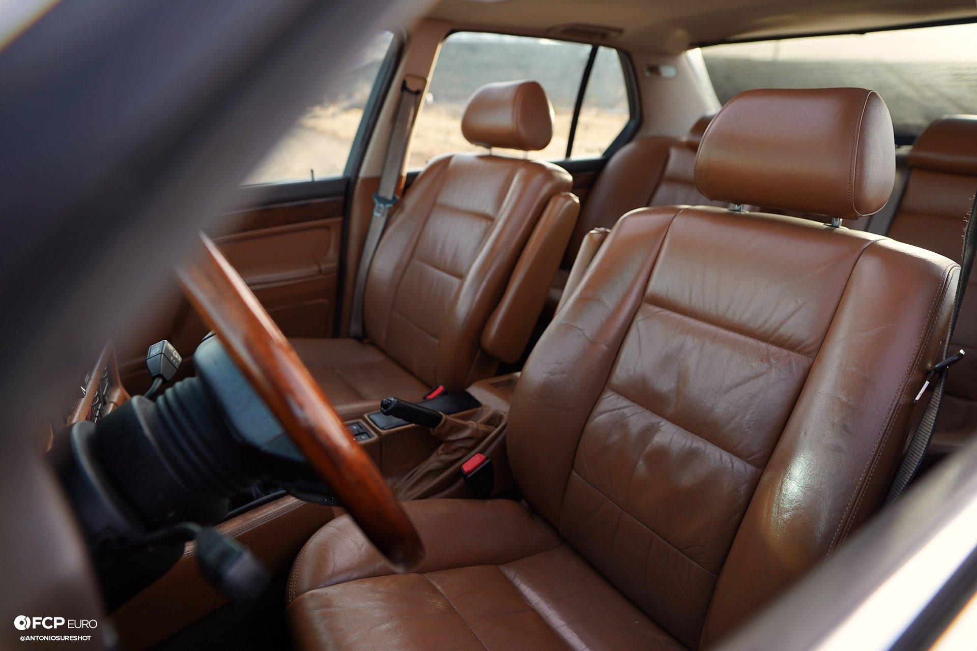 BMW E32 750iL 6 speed A9A02547