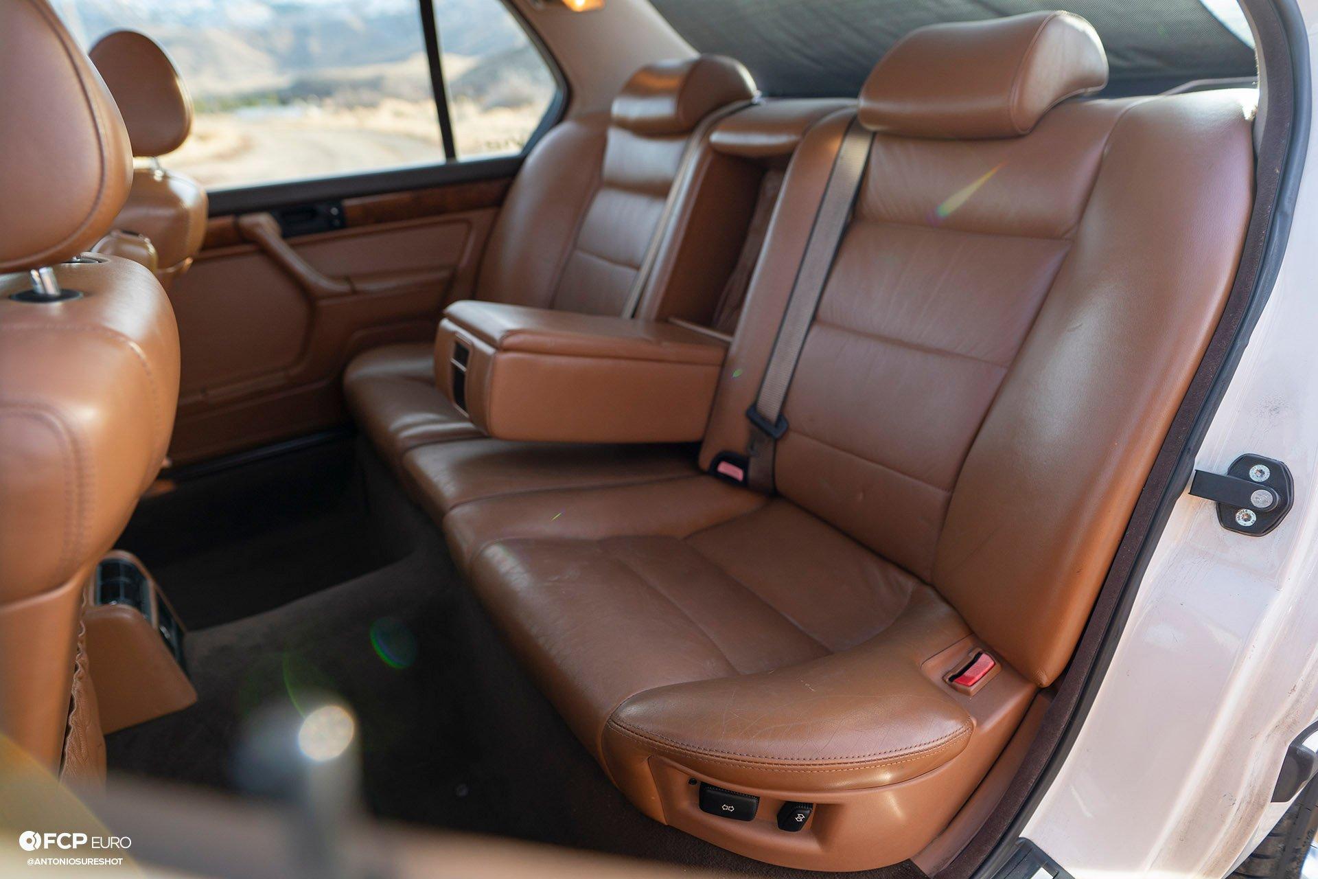 BMW E32 750iL 6 speed A9A02548
