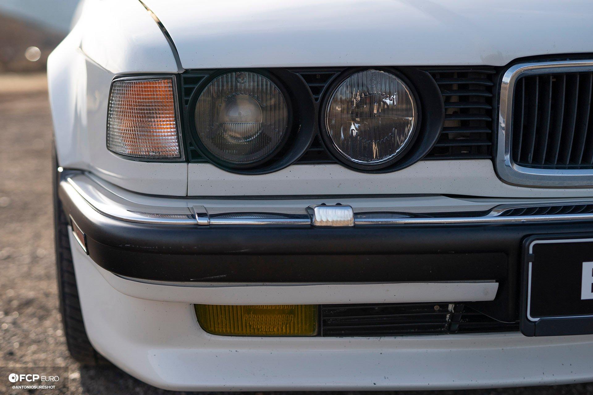 BMW E32 750iL 6 speed A9A02557