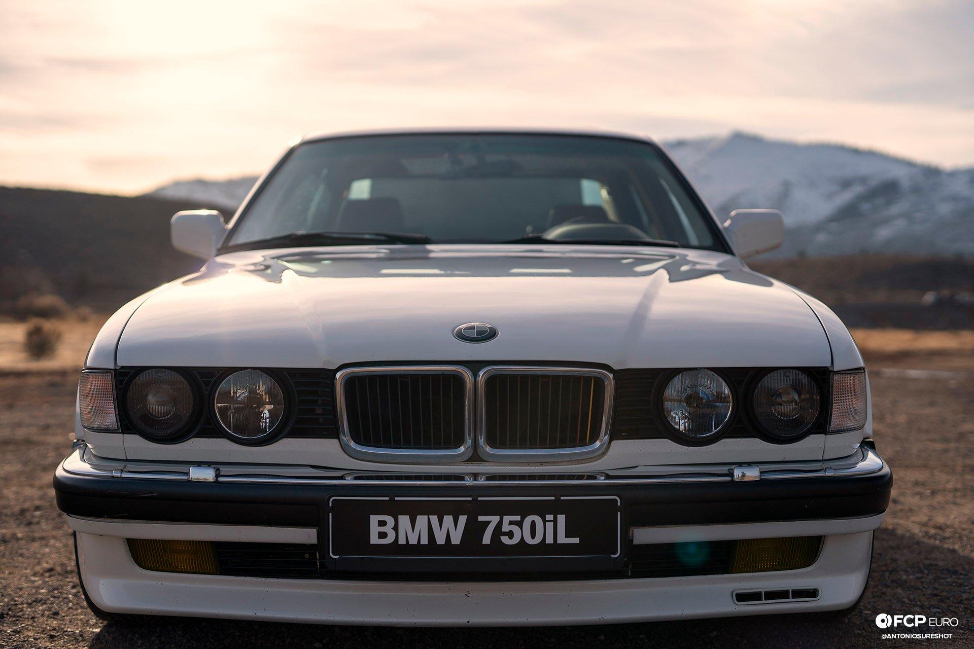 BMW E32 750iL 6 speed A9A02561