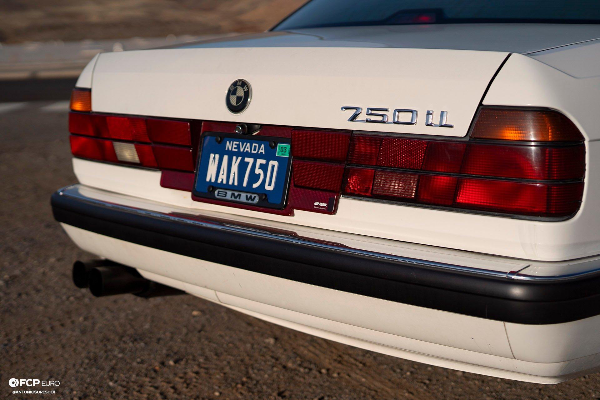 BMW E32 750iL 6 speed A9A02566