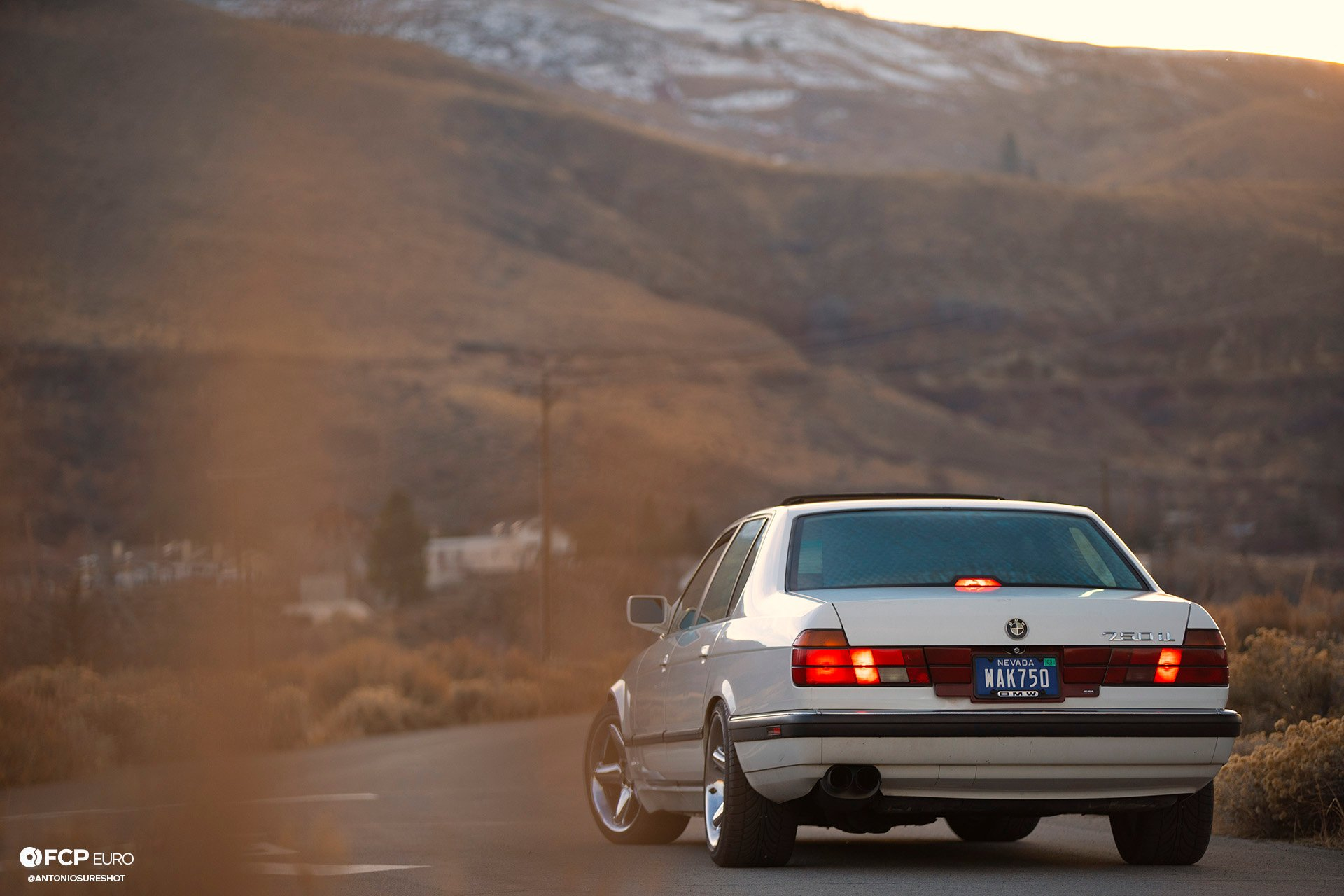BMW E32 750iL 6 speed A9A02588
