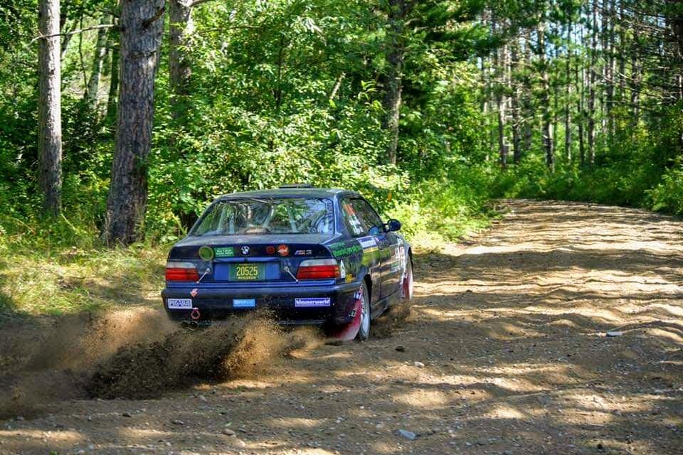 Bearded Ryno Rally FCP Euro E36 M3