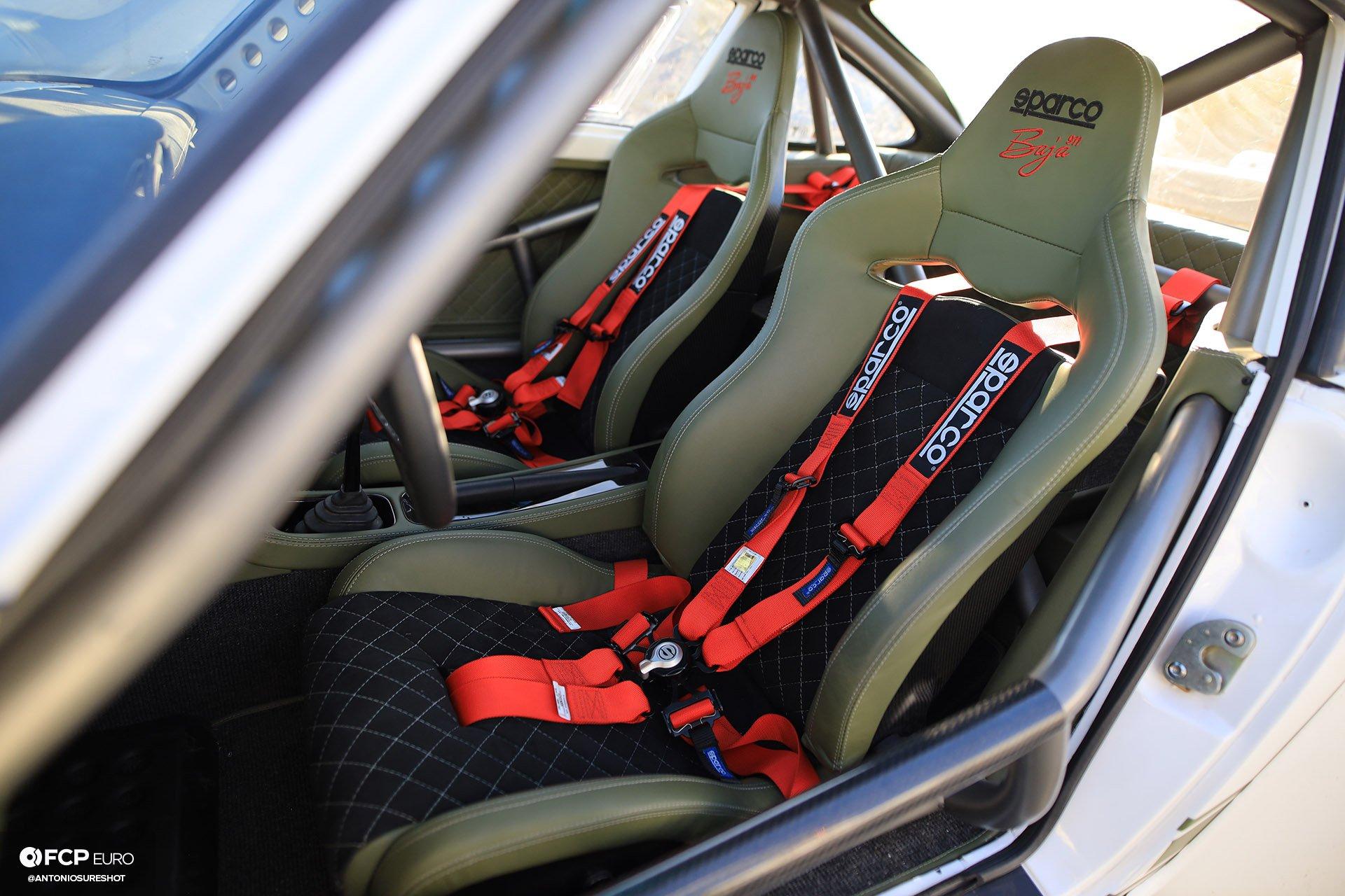 Baja 911 TJ Russell Porsche Carrera 4 EOSR4300