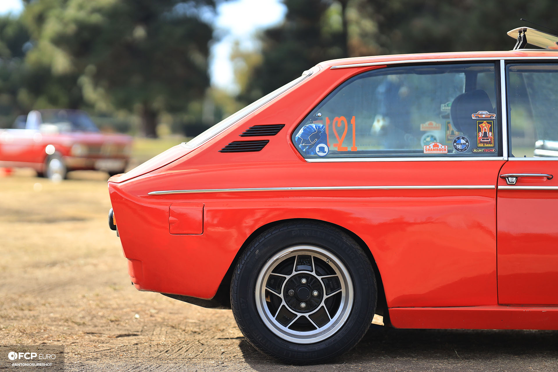 2002 Touring Time Capsule Bmw 2002 Tii Widebody