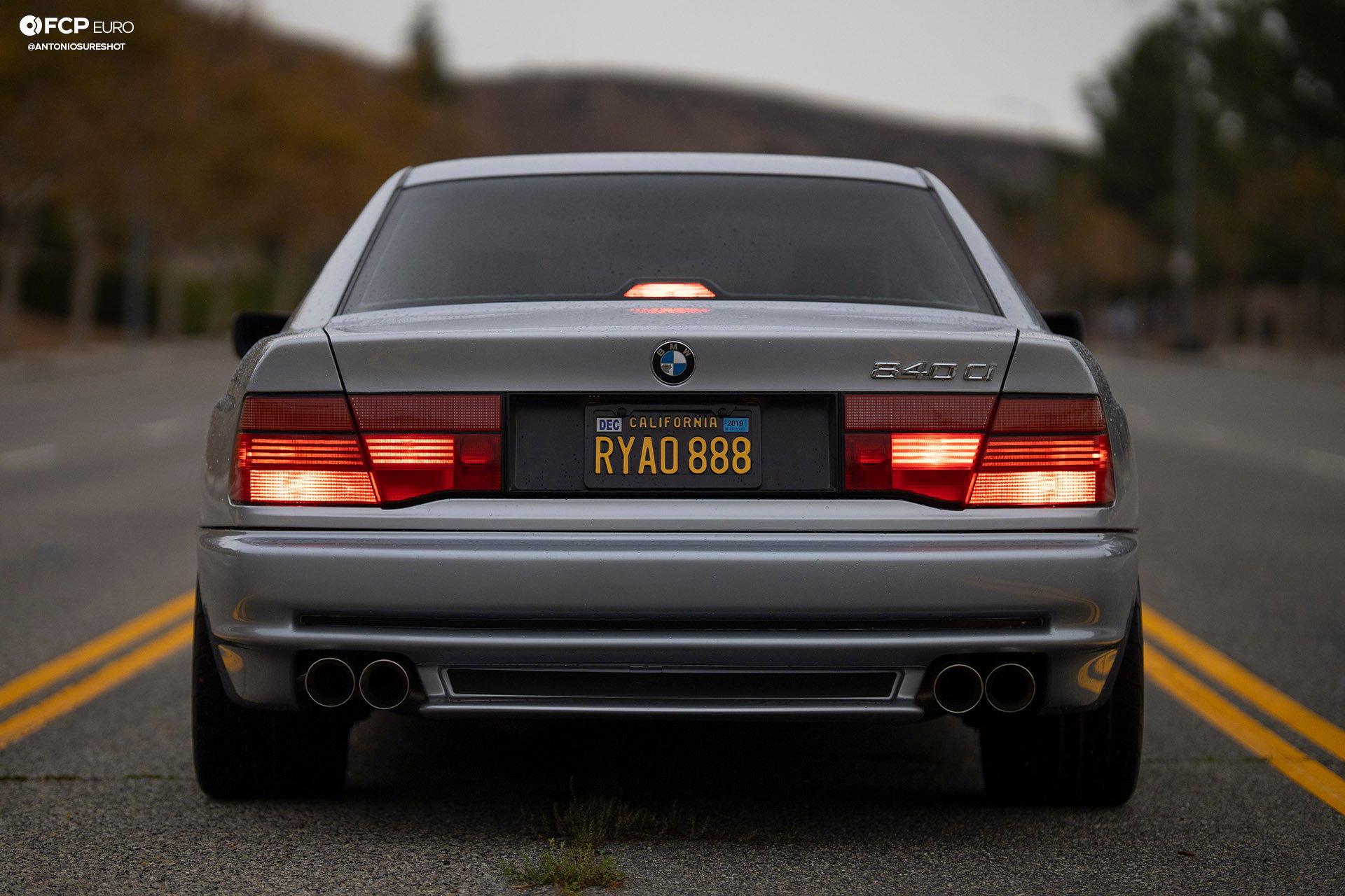 E31 BMW 840ci OZ Racing EOSR5111