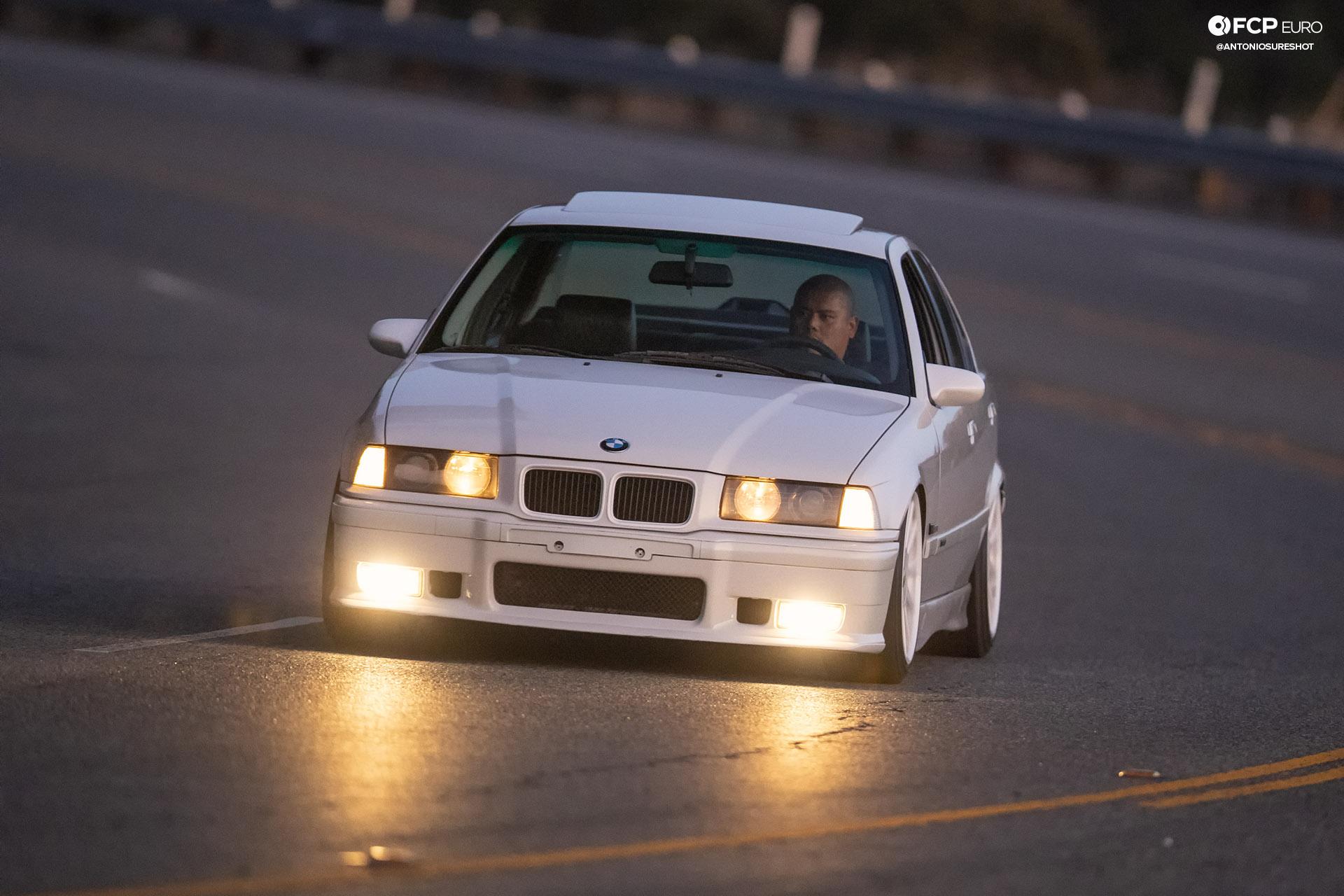 What Dreams Are Made Of Alpine White Bmw E36 328i Sedan