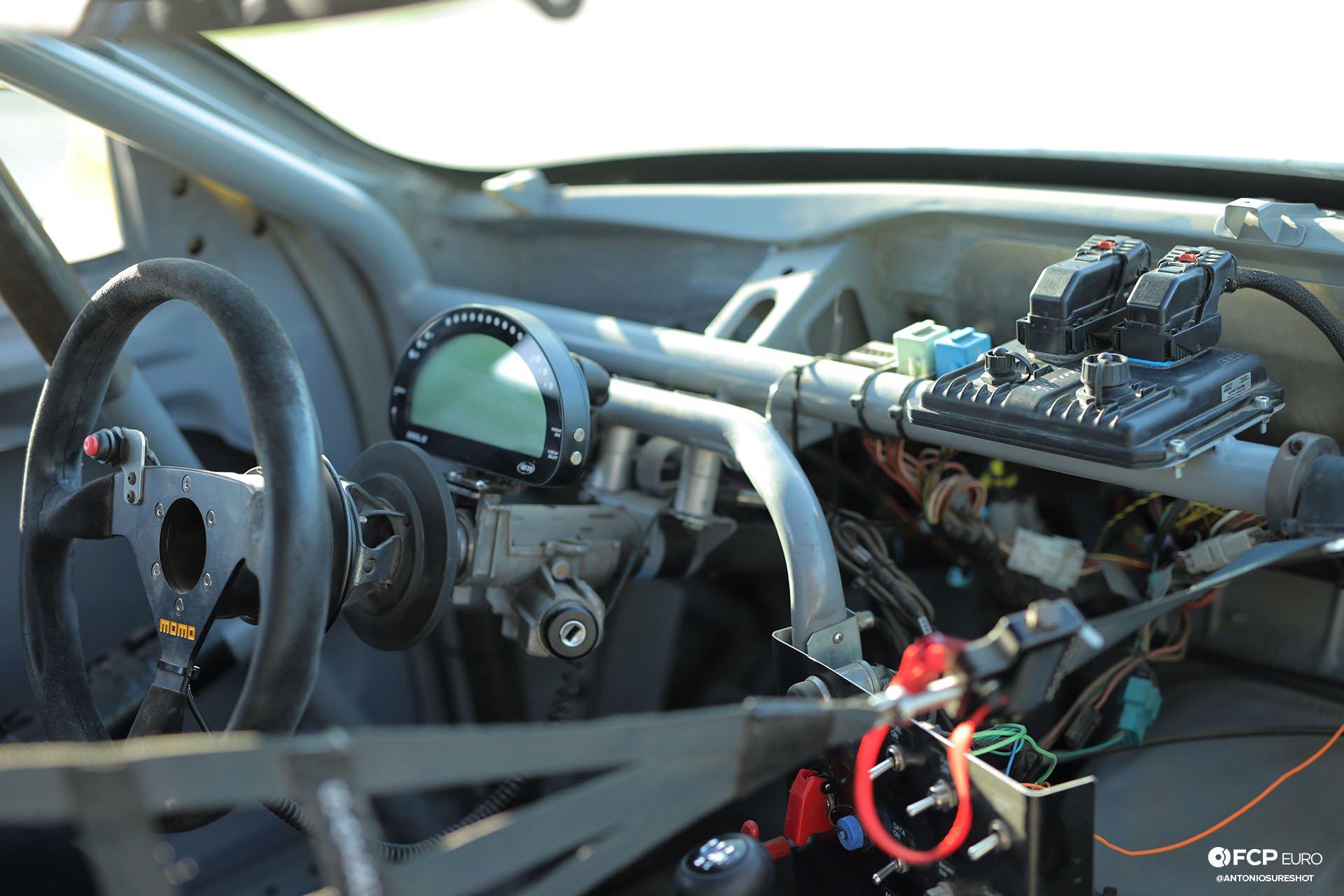 BMW E36 M3 S54 Swapped NASA ST4 Super Touring AEM Infinity ECU