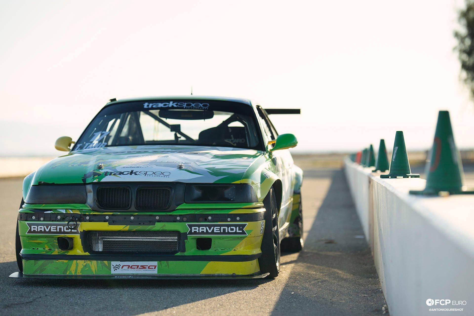 BMW E36 M3 S54 Swapped NASA ST4 Super Touring