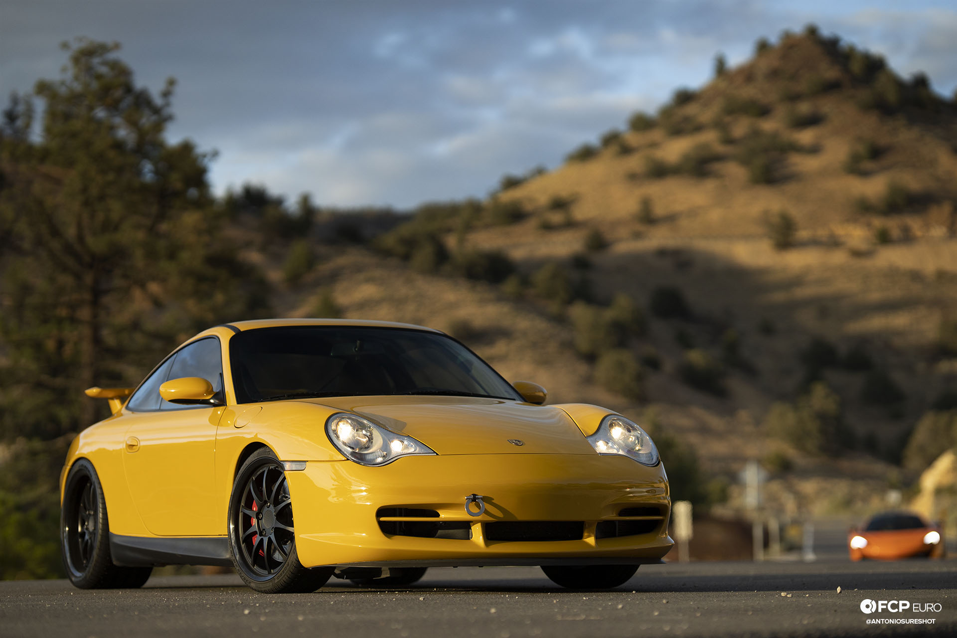 996 Porsche 911 GT3