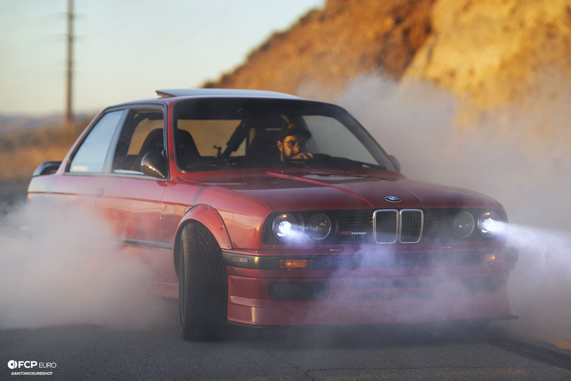 Turbo E30 1989 BMW 325i KAmotors