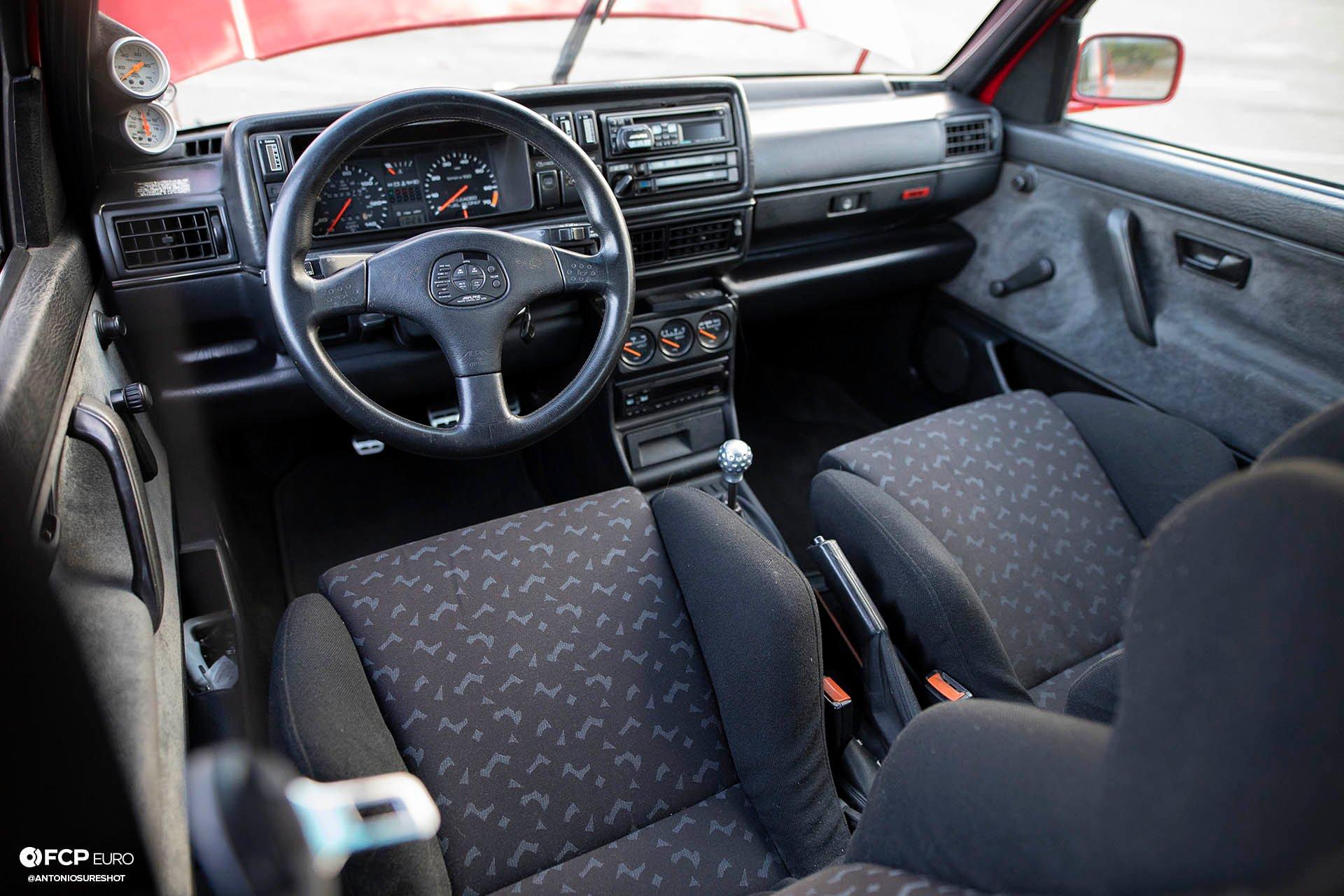 Volkswagen Jetta GLI 16V Westside Mexico Big Euro