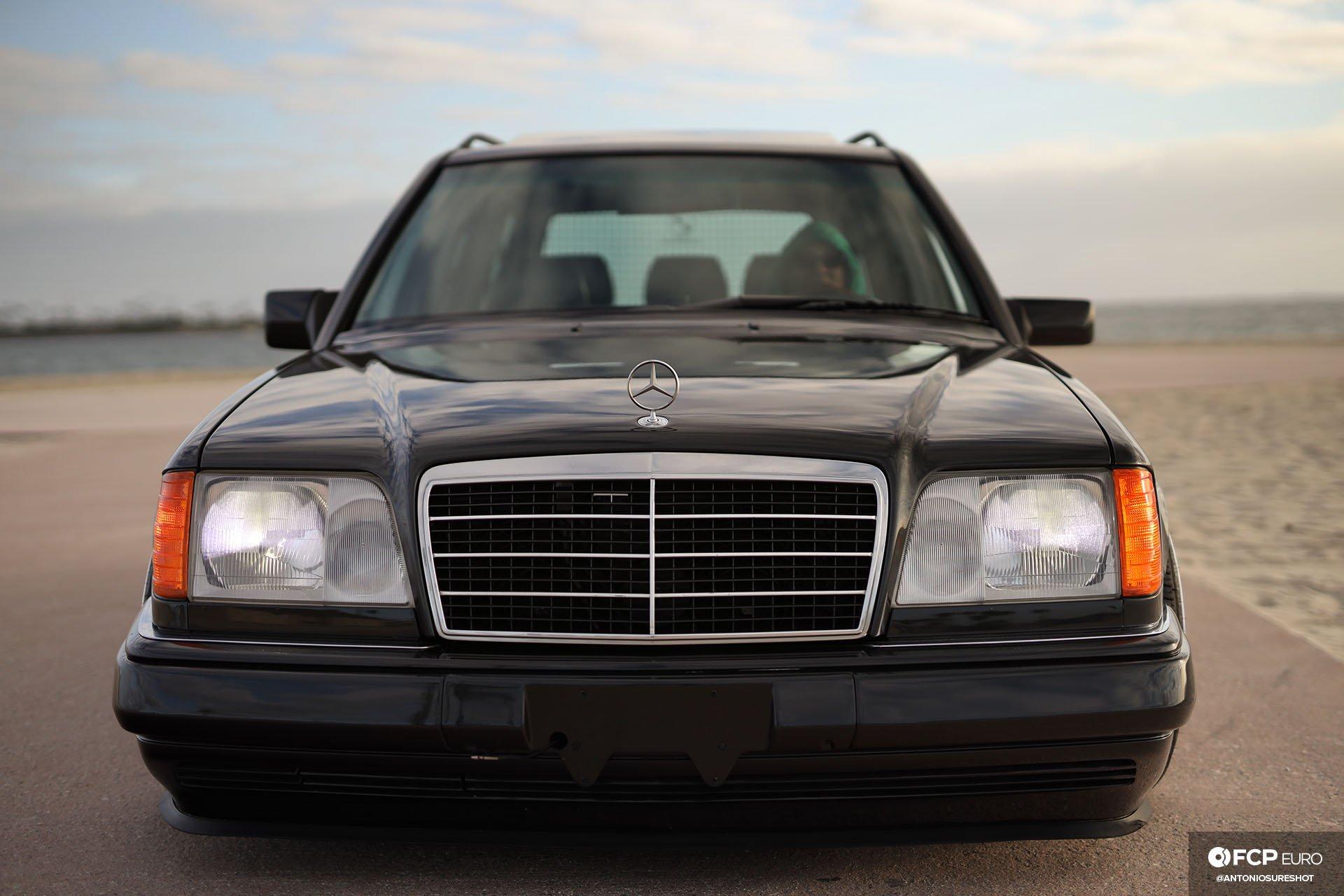 S124 Mercedes Benz E320 wagon